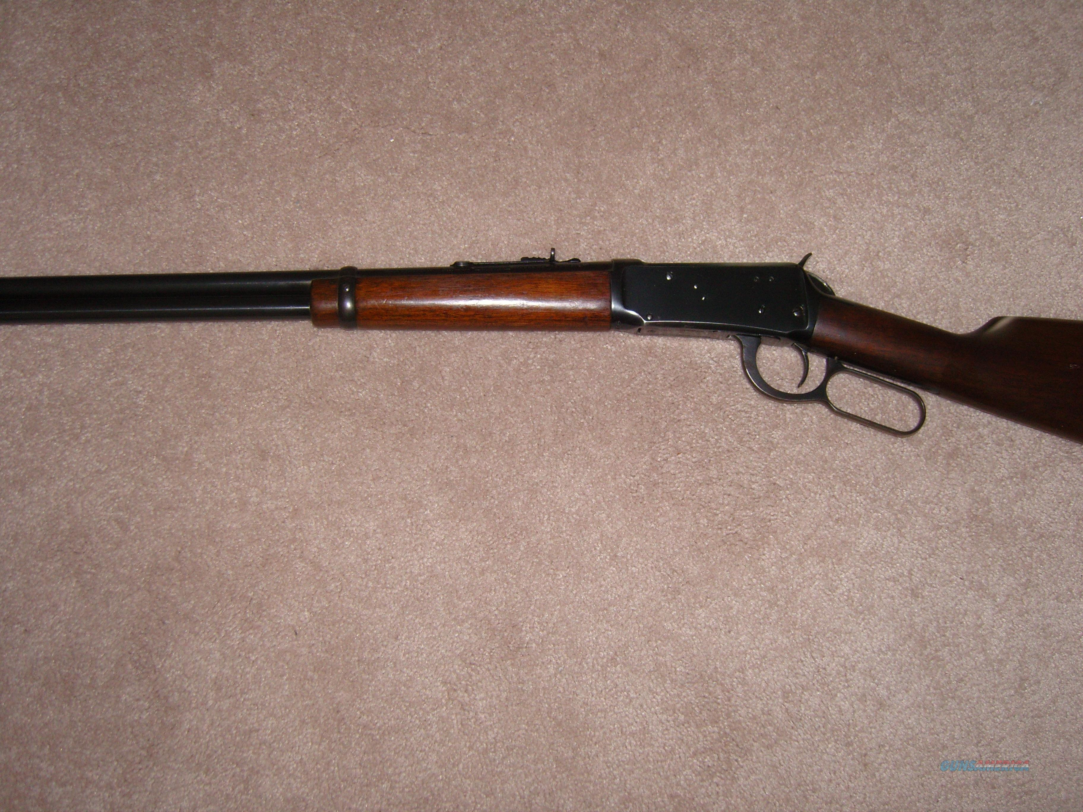 Winchester Model 94 32 win spl.  Guns > Rifles > Winchester Rifles - Modern Lever > Model 94 > Pre-64