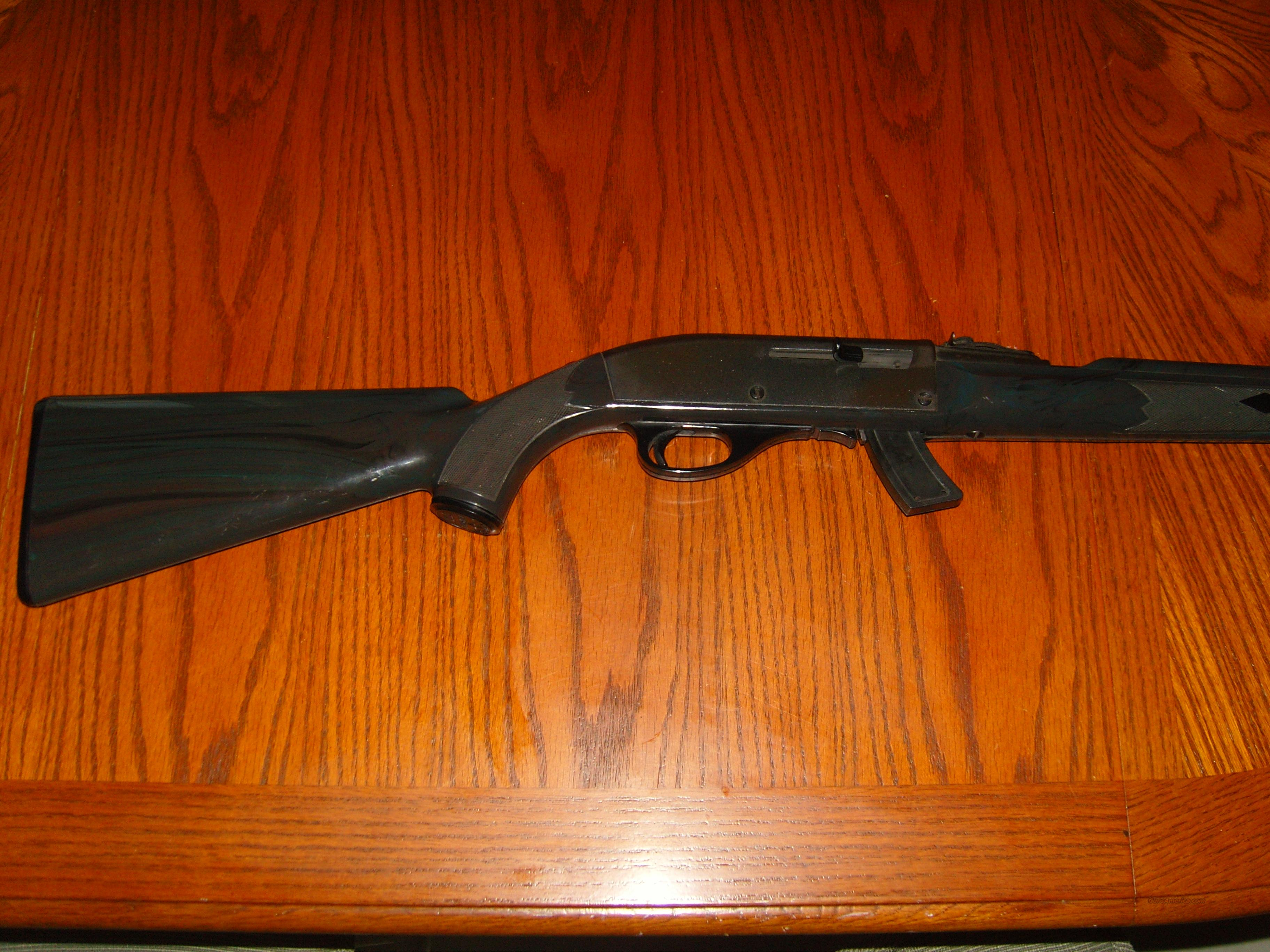 Remington Nylon Apache 77  Guns > Rifles > Remington Rifles - Modern > .22 Rimfire Models