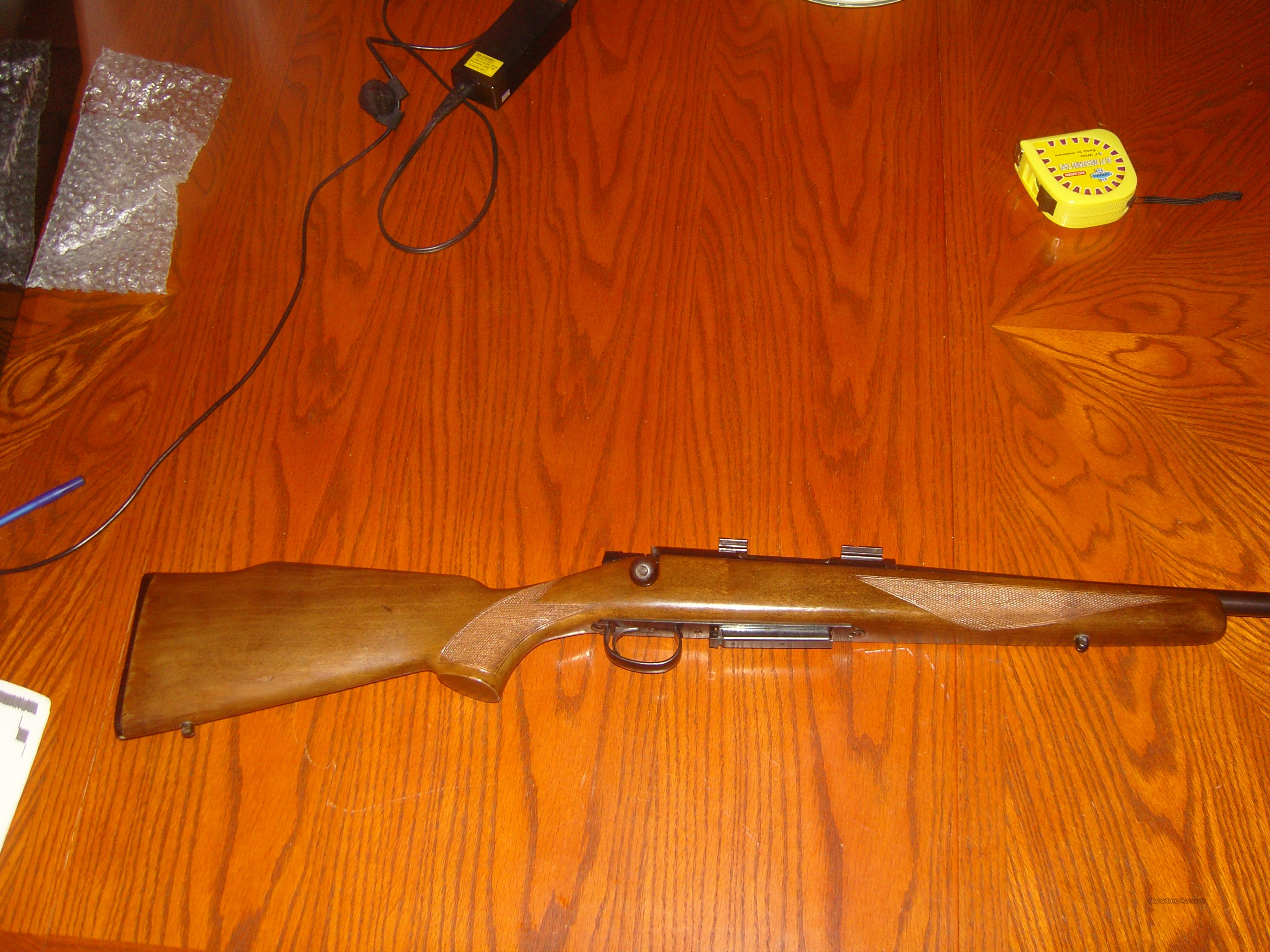 Remington 788 6mm  Guns > Rifles > Remington Rifles - Modern > Bolt Action Non-Model 700 > Sporting