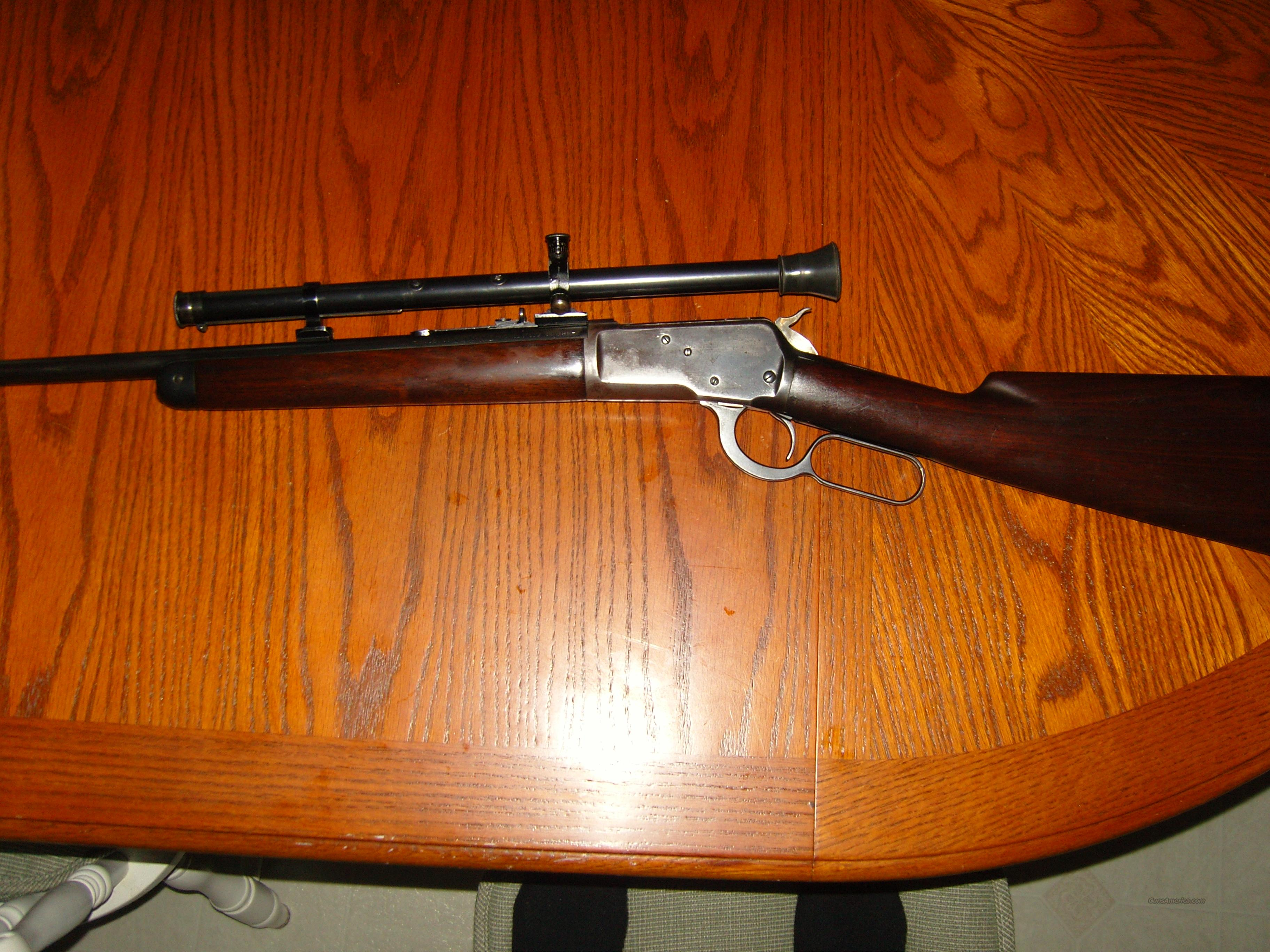 Winchester model 53  in 32  20  Guns > Rifles > Winchester Rifles - Modern Lever > Other Lever > Pre-64