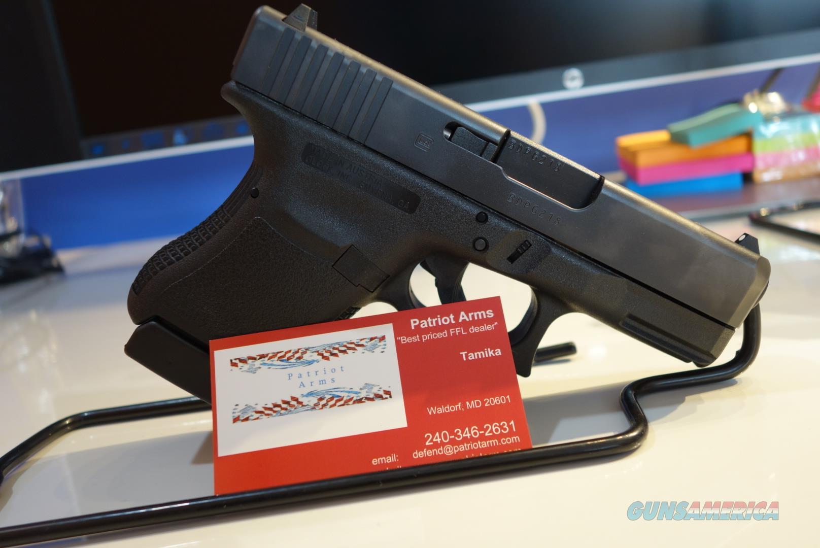 On Sale-Brand New_Glock 30 Gen.3_45ACP  Guns > Pistols > Glock Pistols > 29/30/36