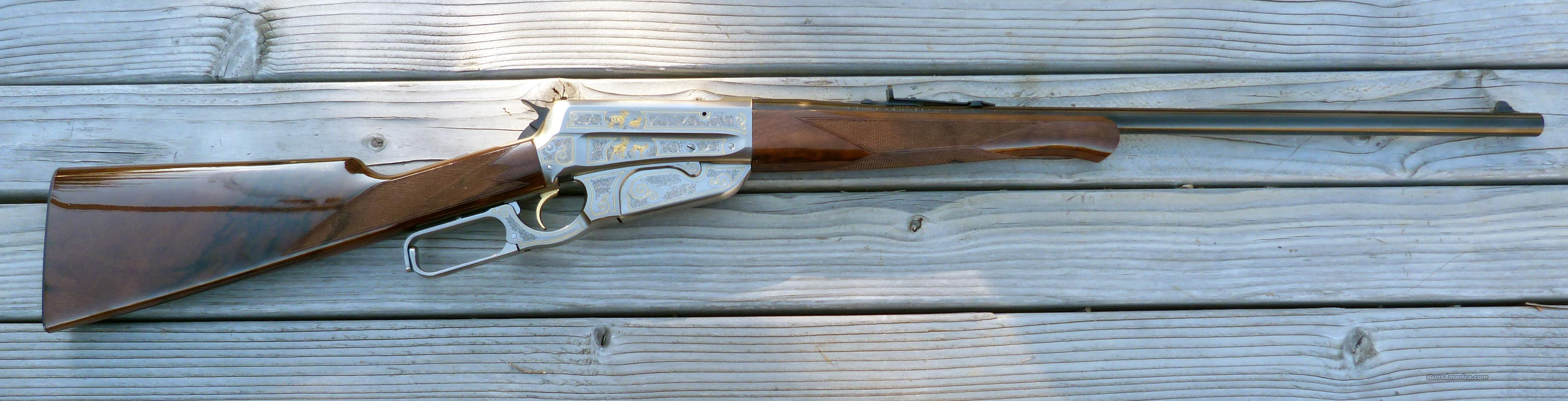 Winchester 1895 High Grade Limited Edition .405  Guns > Rifles > Winchester Rifles - Modern Lever > Other Lever > Post-64