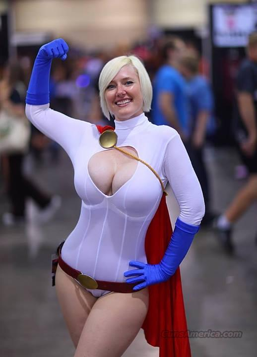 THIS POWER GIRL WOULD BEND YOUR WILL BUT NOT A * SWAGE *  Non-Guns > Knives/Swords > Knives > Fixed Blade > Hand Made