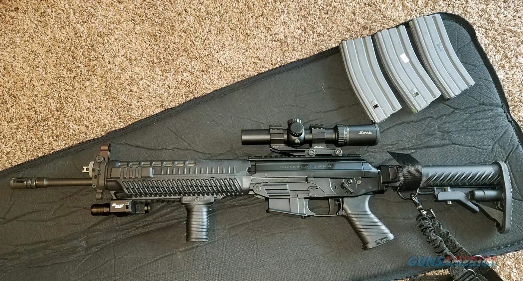 SIG SAUER 556 Rifle  Guns > Rifles > Sig - Sauer/Sigarms Rifles
