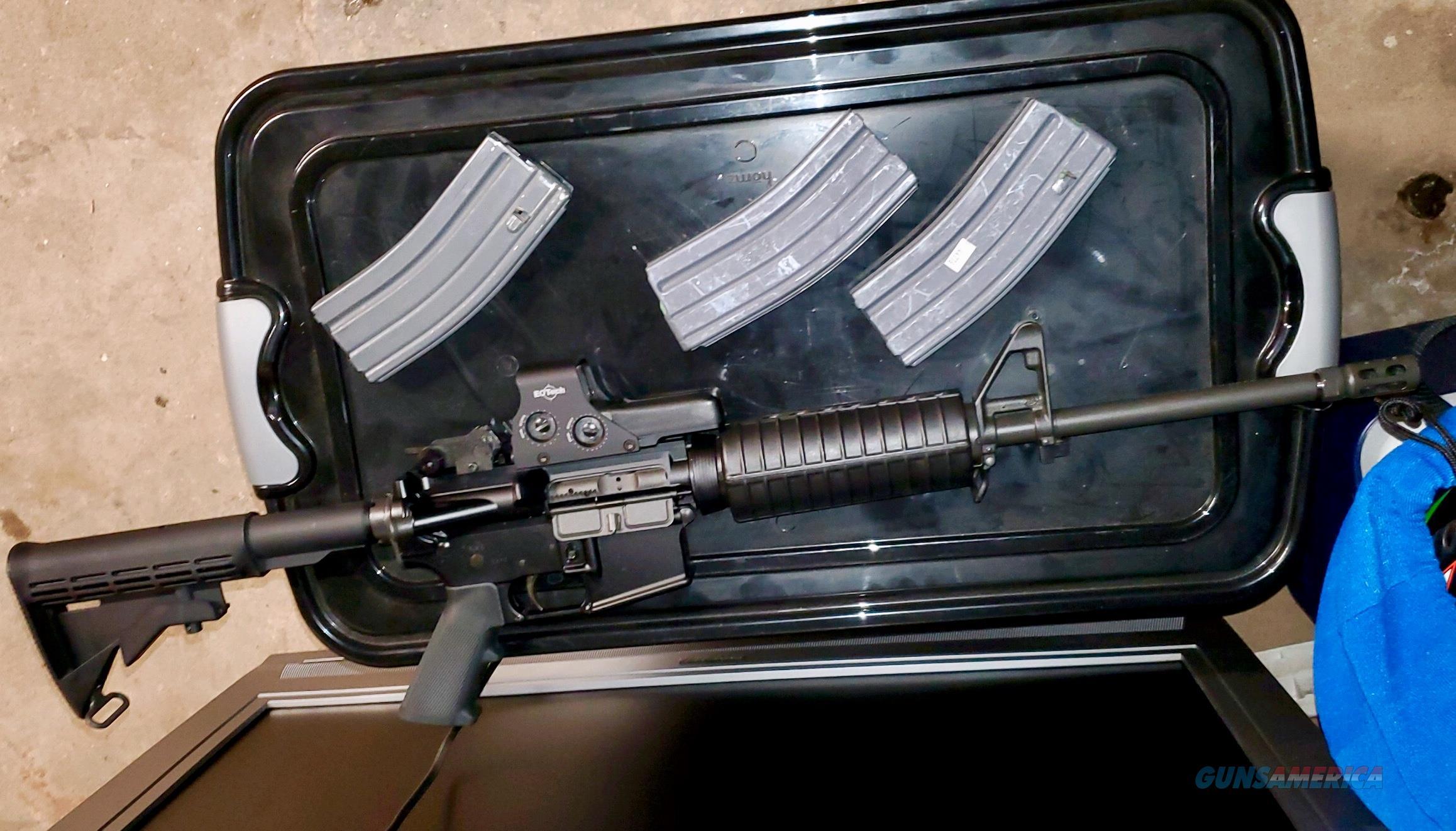 COLT - AR-15A3 Heavy Barrel W/ EOTECH Scope-  Guns > Rifles > Colt Military/Tactical Rifles