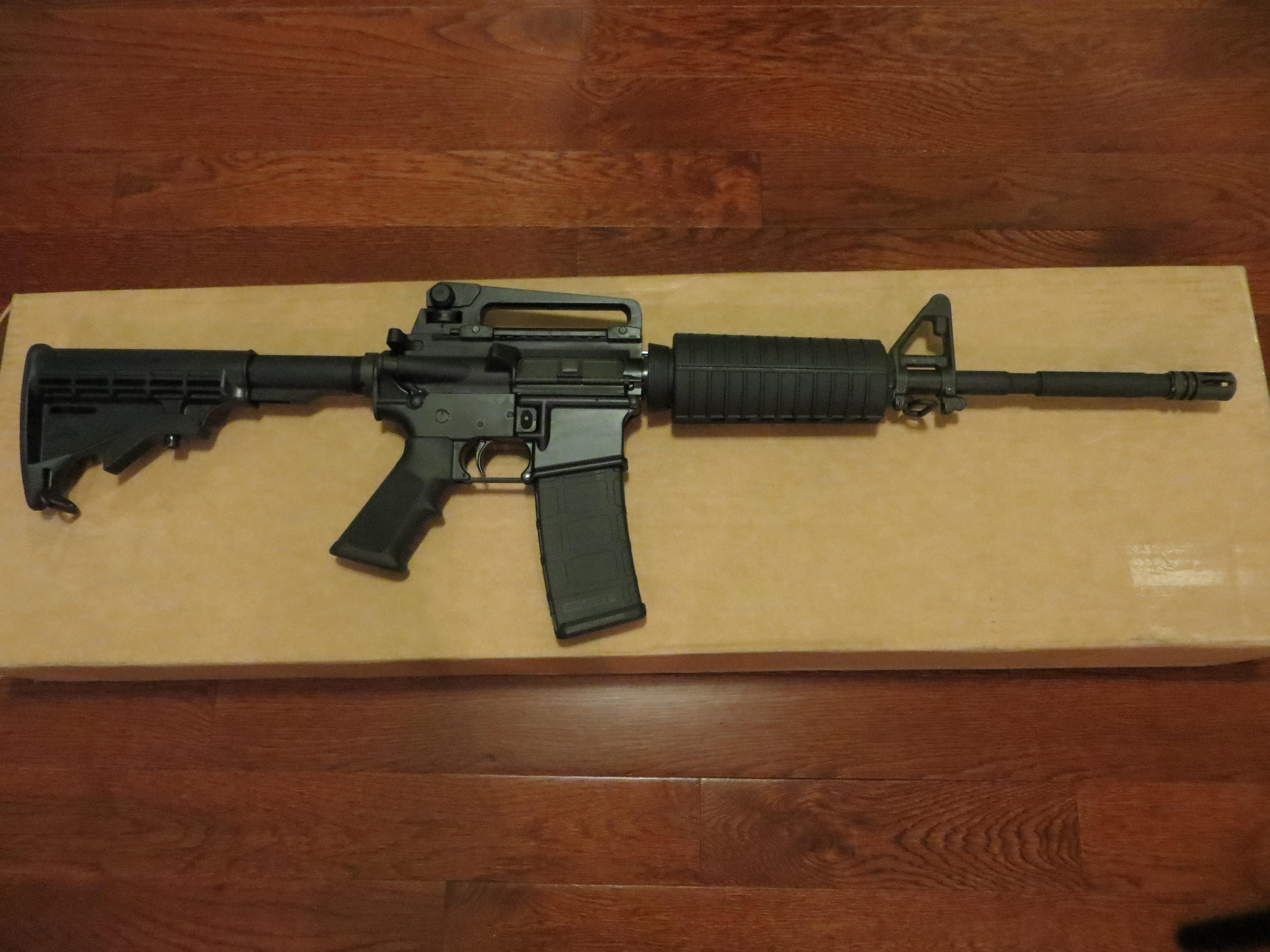 AR15 m4 style  Guns > Rifles > AR-15 Rifles - Small Manufacturers > Complete Rifle