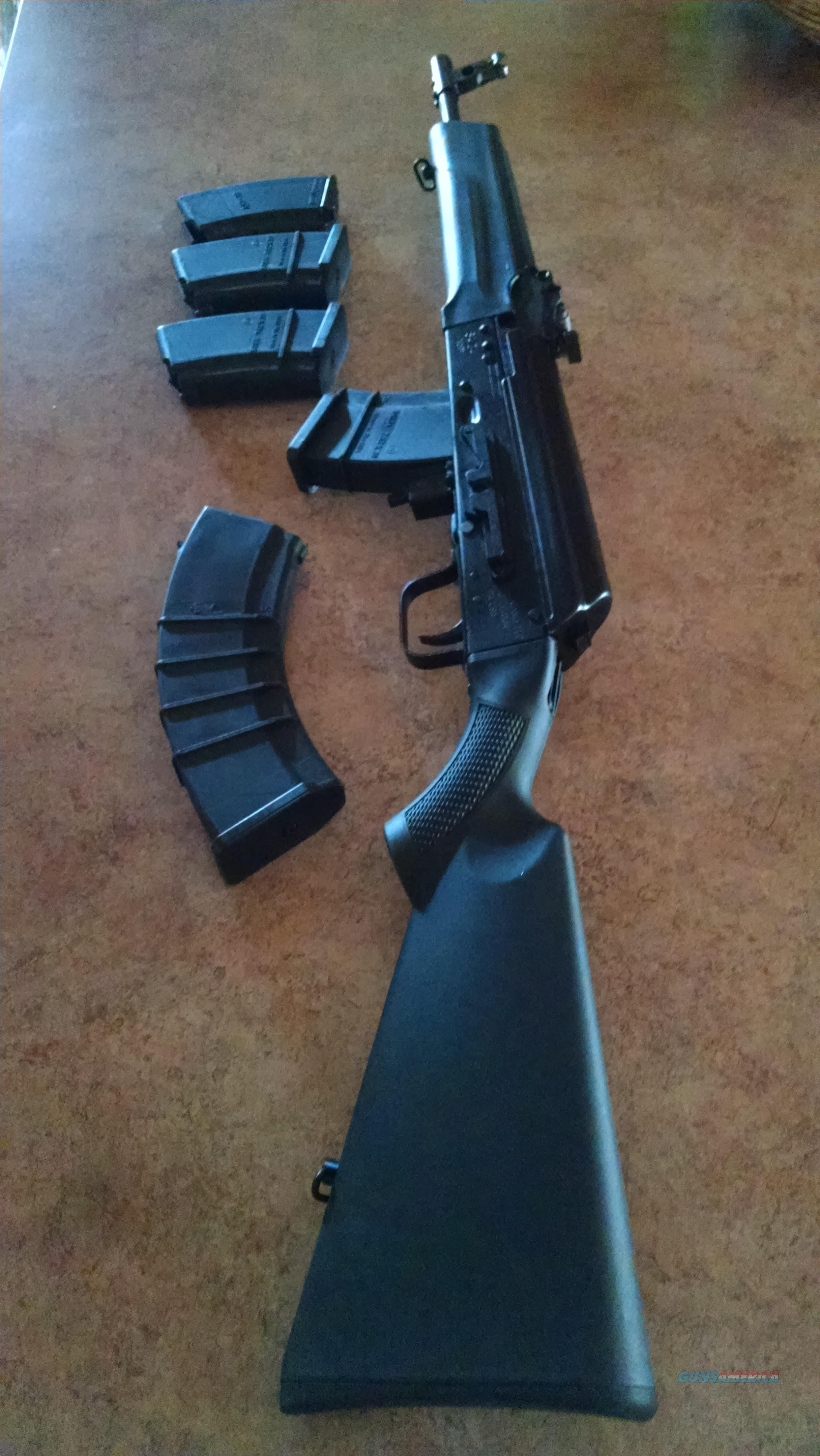 Izhmash/Saiga  Sporting AK 47  Guns > Rifles > Izhmash Rifles