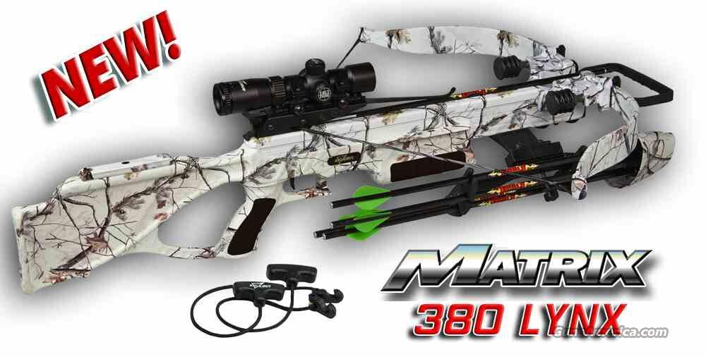 Excalibur NEW Matrix 380 Lynx Limited. Edition  Non-Guns > Archery > Bows > Crossbows