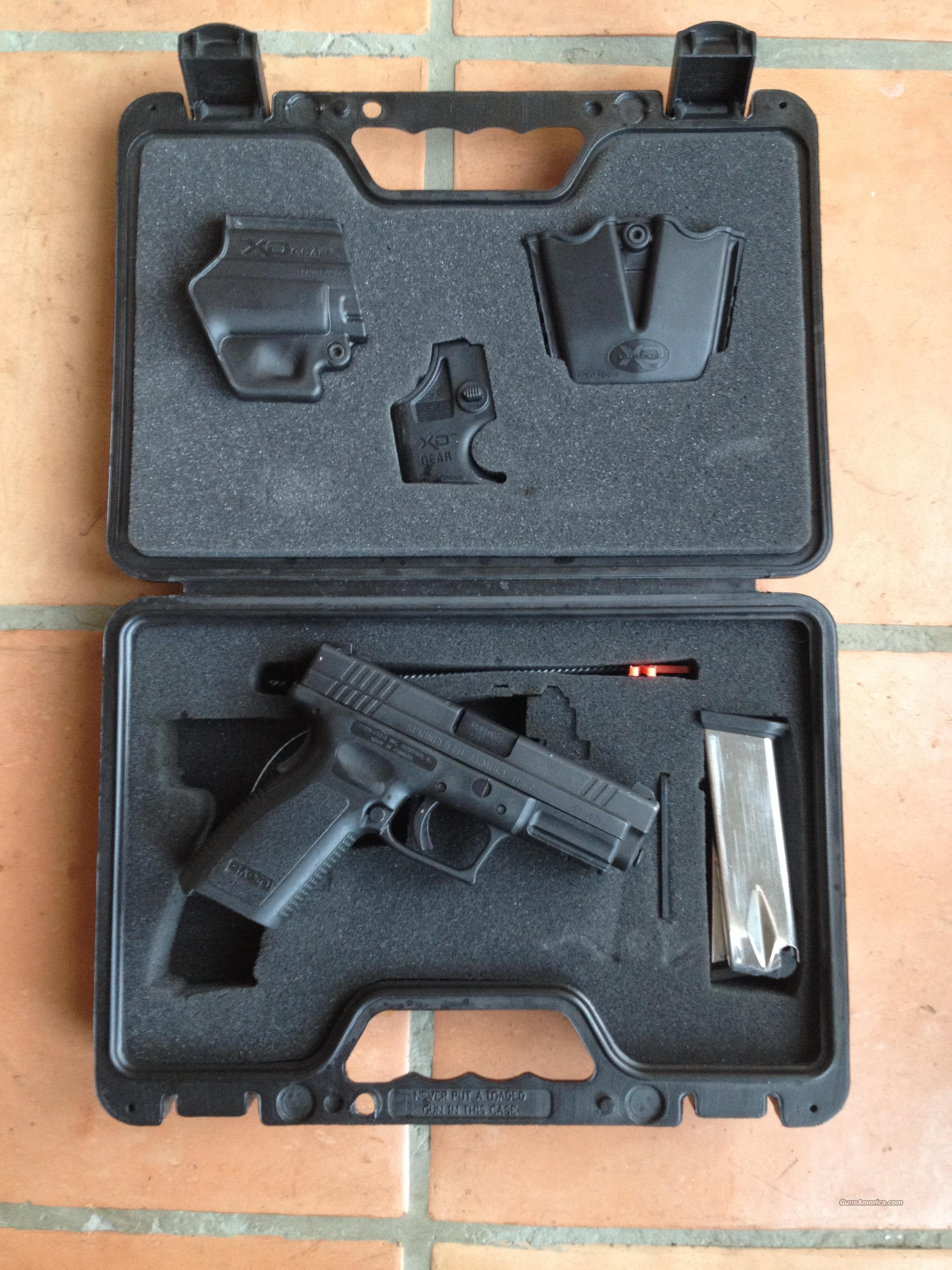 Springfield XD-9   Guns > Pistols > Smith & Wesson Pistols - Autos > Polymer Frame