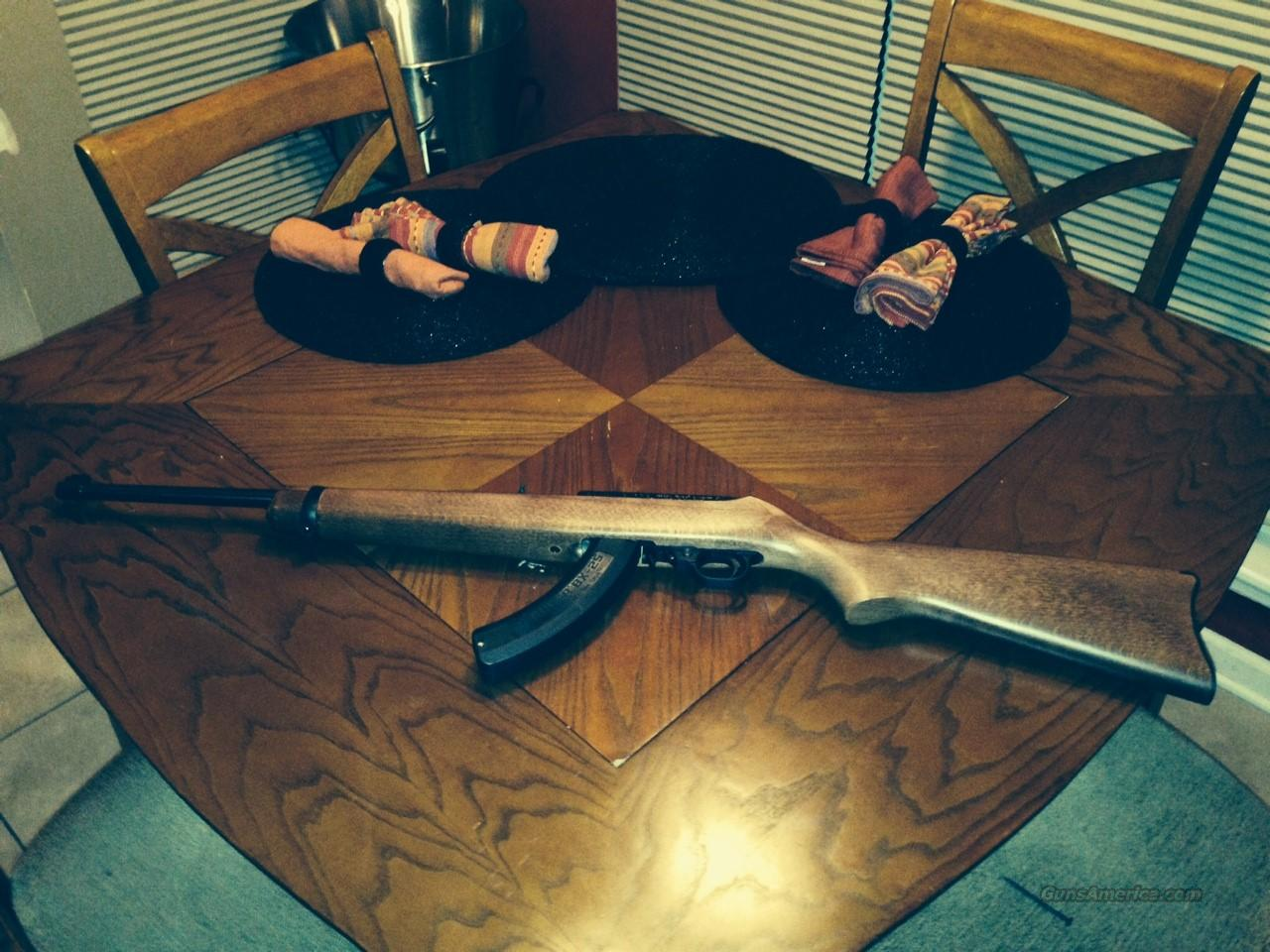 Ruger 10/22 Rifle  Guns > Rifles > Ruger Rifles > 10-22