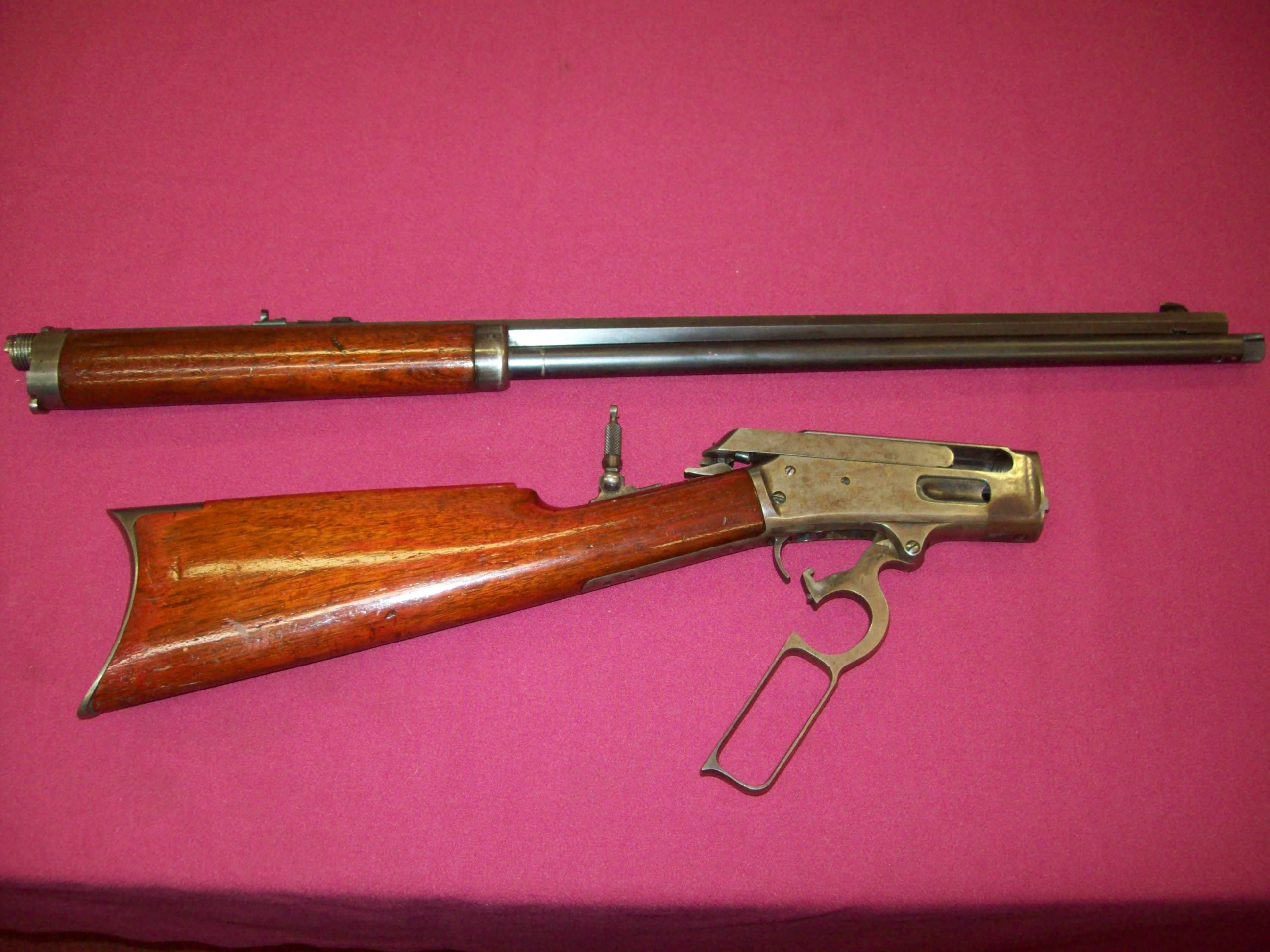 Marlin Model 1893 Take Down Cal, 30-30   Guns > Rifles > Marlin Rifles > Modern > Lever Action