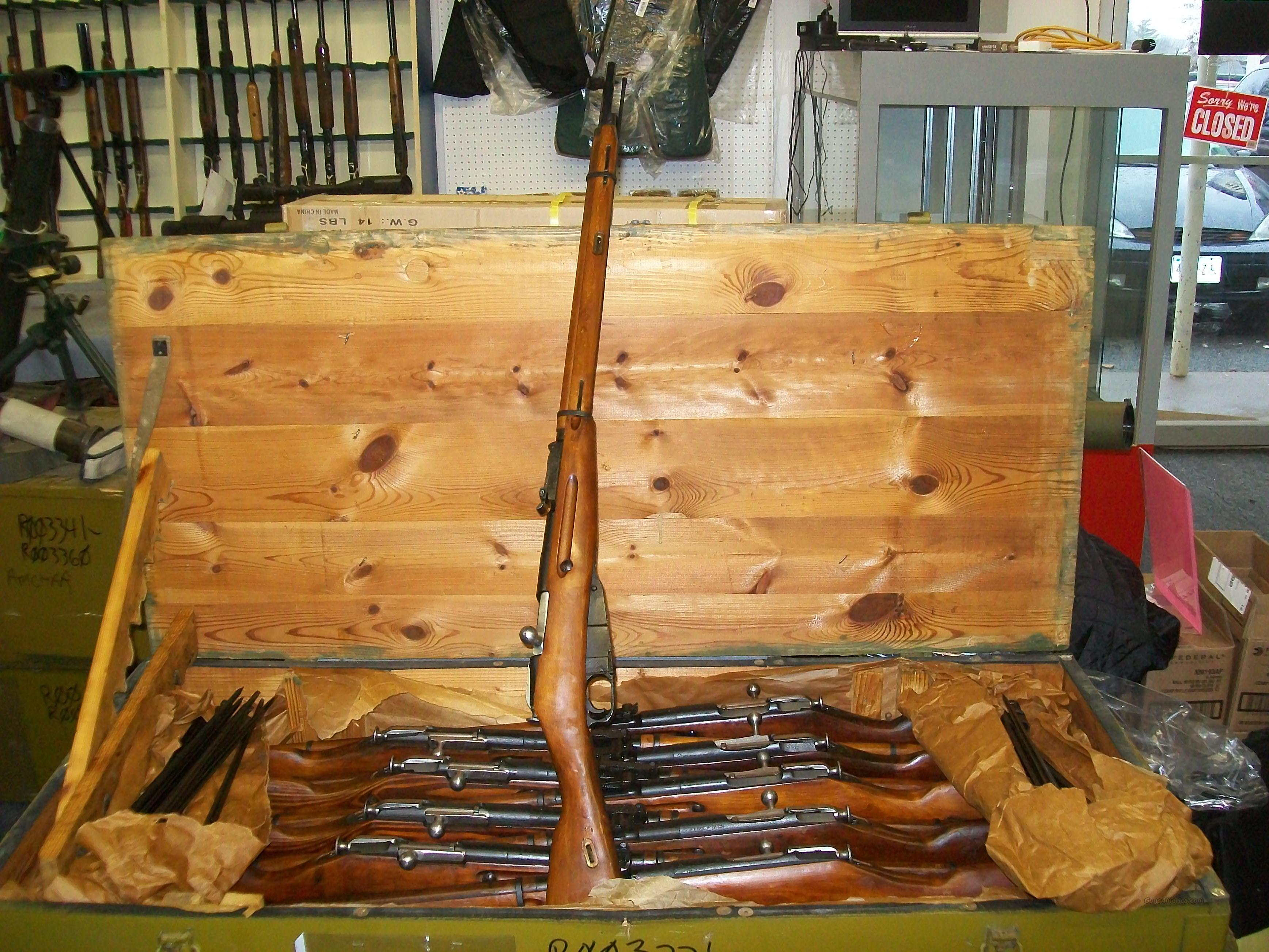 Mosin Nagant 91-30  Guns > Rifles > Mosin-Nagant Rifles/Carbines