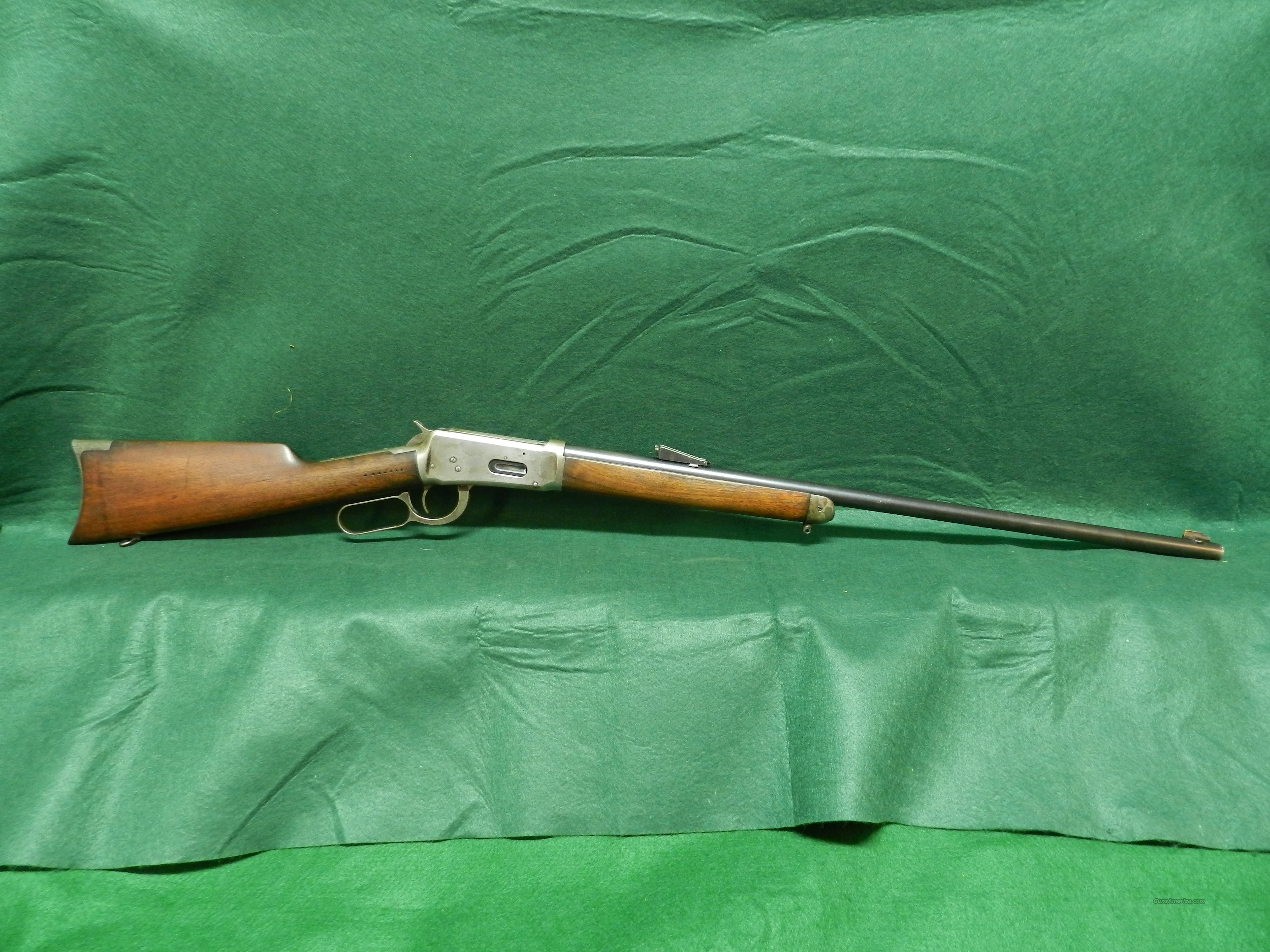 Winchester Model 1894  Guns > Rifles > Winchester Rifles - Modern Lever > Other Lever > Pre-64