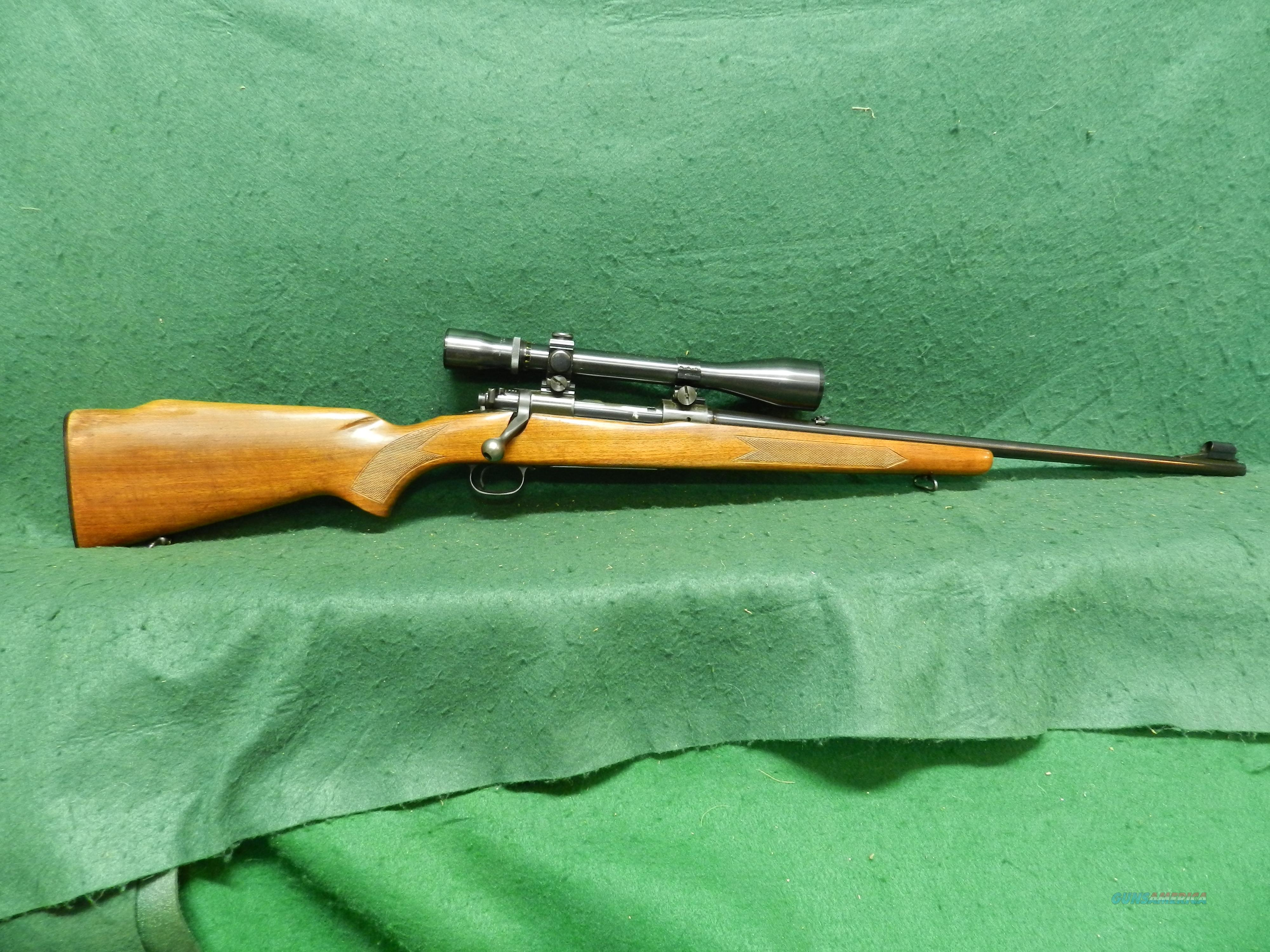 Winchester Pre 64 Model 70 Featherweight in 270 Win  Guns > Rifles > Winchester Rifles - Modern Bolt/Auto/Single > Model 70 > Pre-64