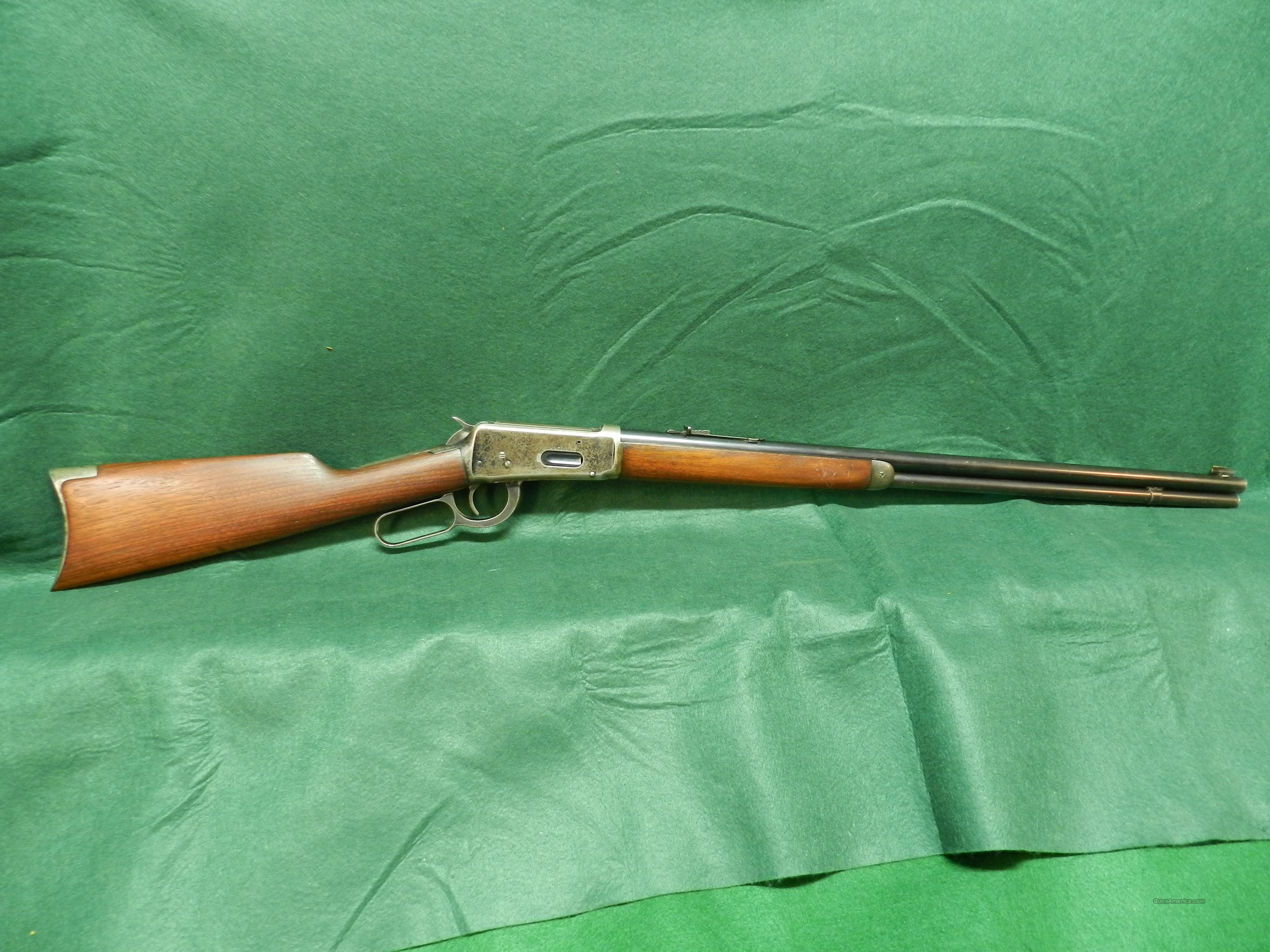 Winchester Model 94  Guns > Rifles > Winchester Rifles - Modern Lever > Model 94 > Pre-64