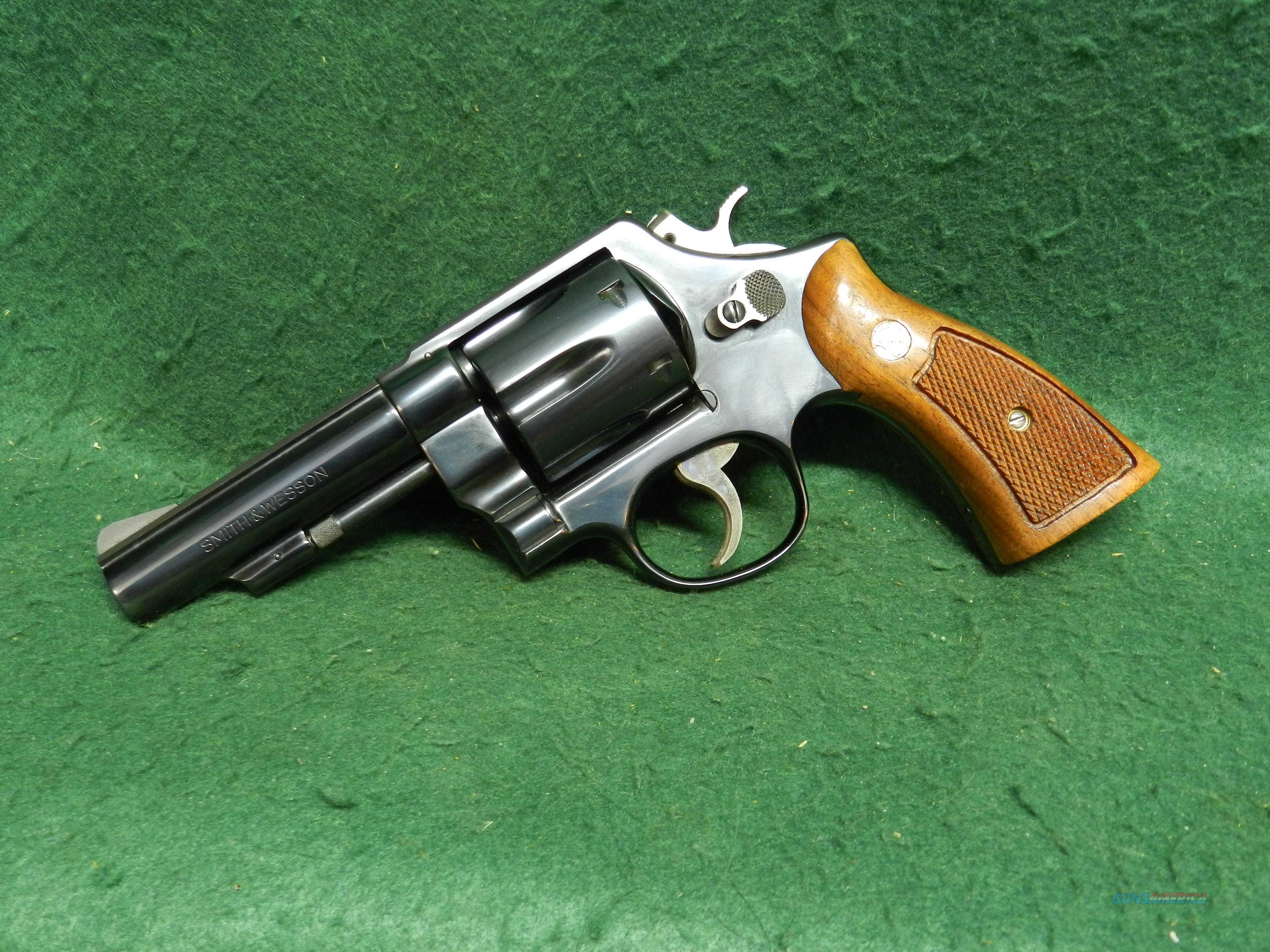 Smith & Wesson Model 58 in 41 Magnum  Guns > Pistols > Smith & Wesson Revolvers > Full Frame Revolver