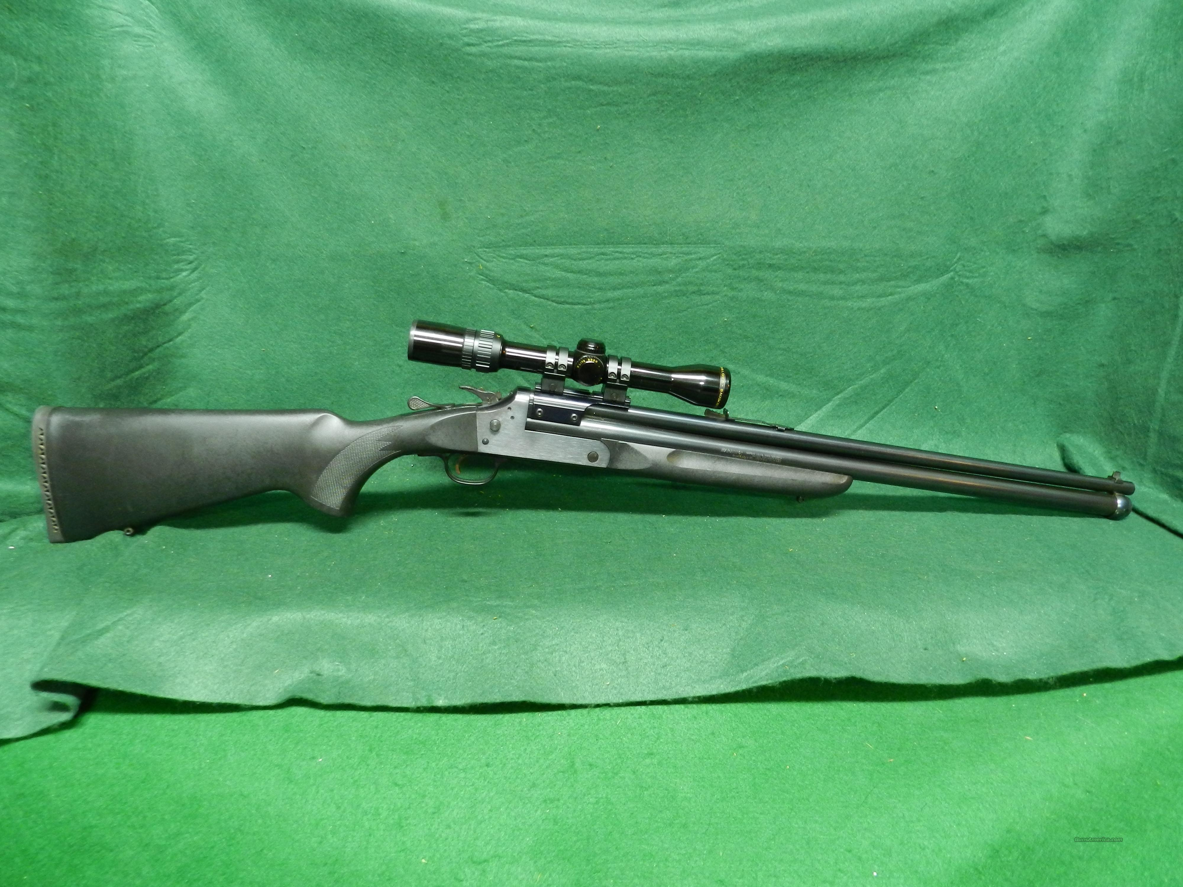 Savage Model 24F (Predator)   Guns > Shotguns > Savage Shotguns