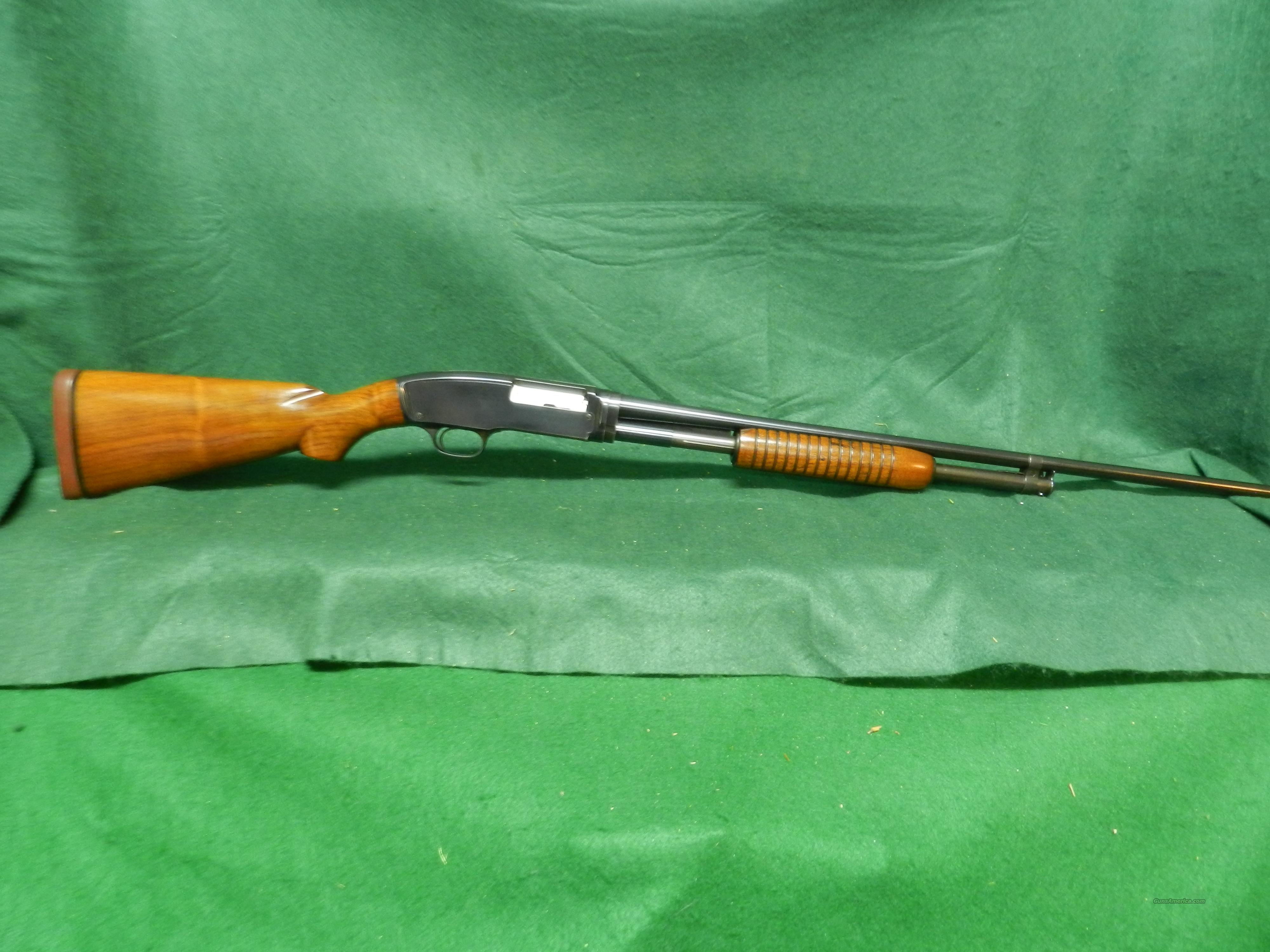 Winchester Model 42  Guns > Shotguns > Winchester Shotguns - Modern > Pump Action > Hunting
