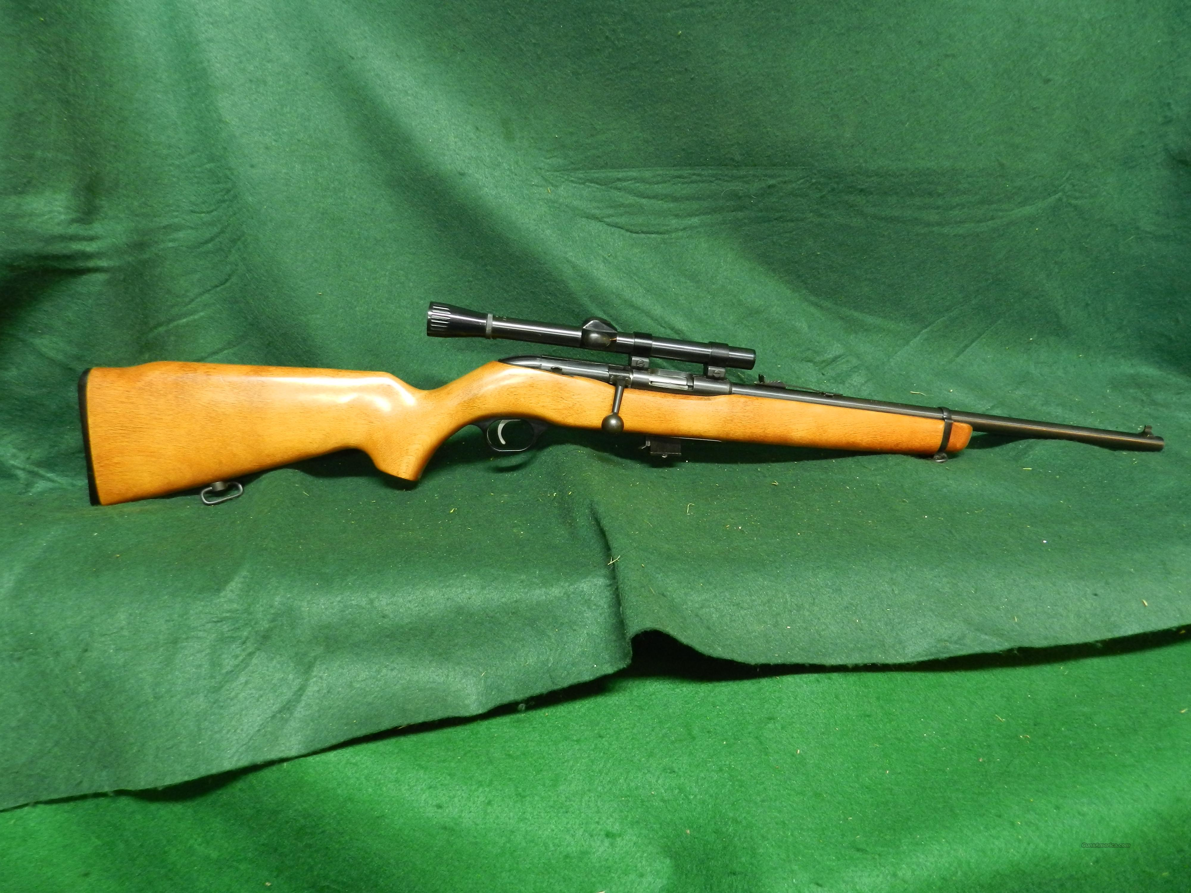 Mossberg / New Haven Model 240C  Guns > Rifles > Mossberg Rifles > Other Bolt Action
