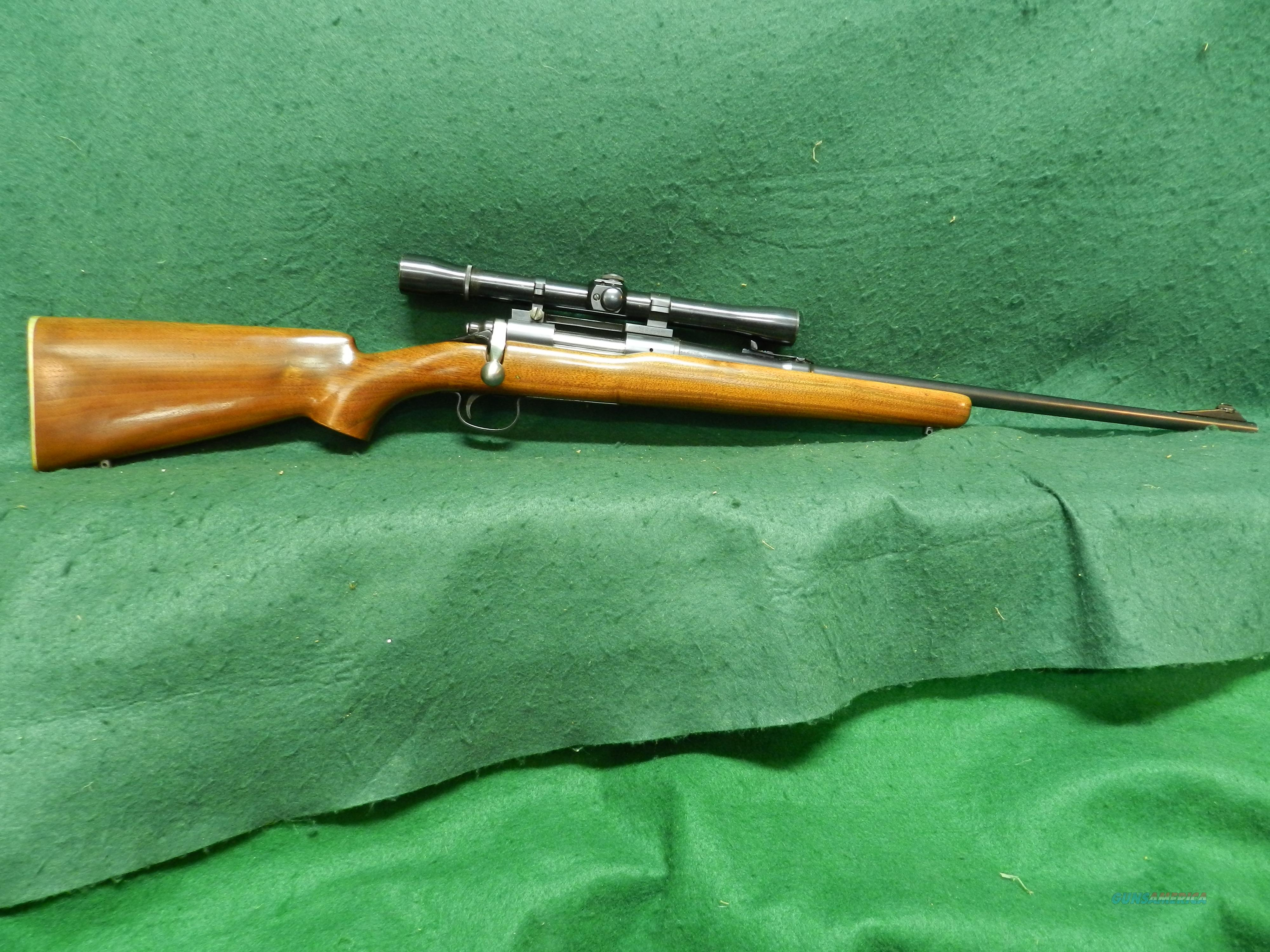 Remington Model 722  Guns > Rifles > Remington Rifles - Modern > Bolt Action Non-Model 700 > Sporting