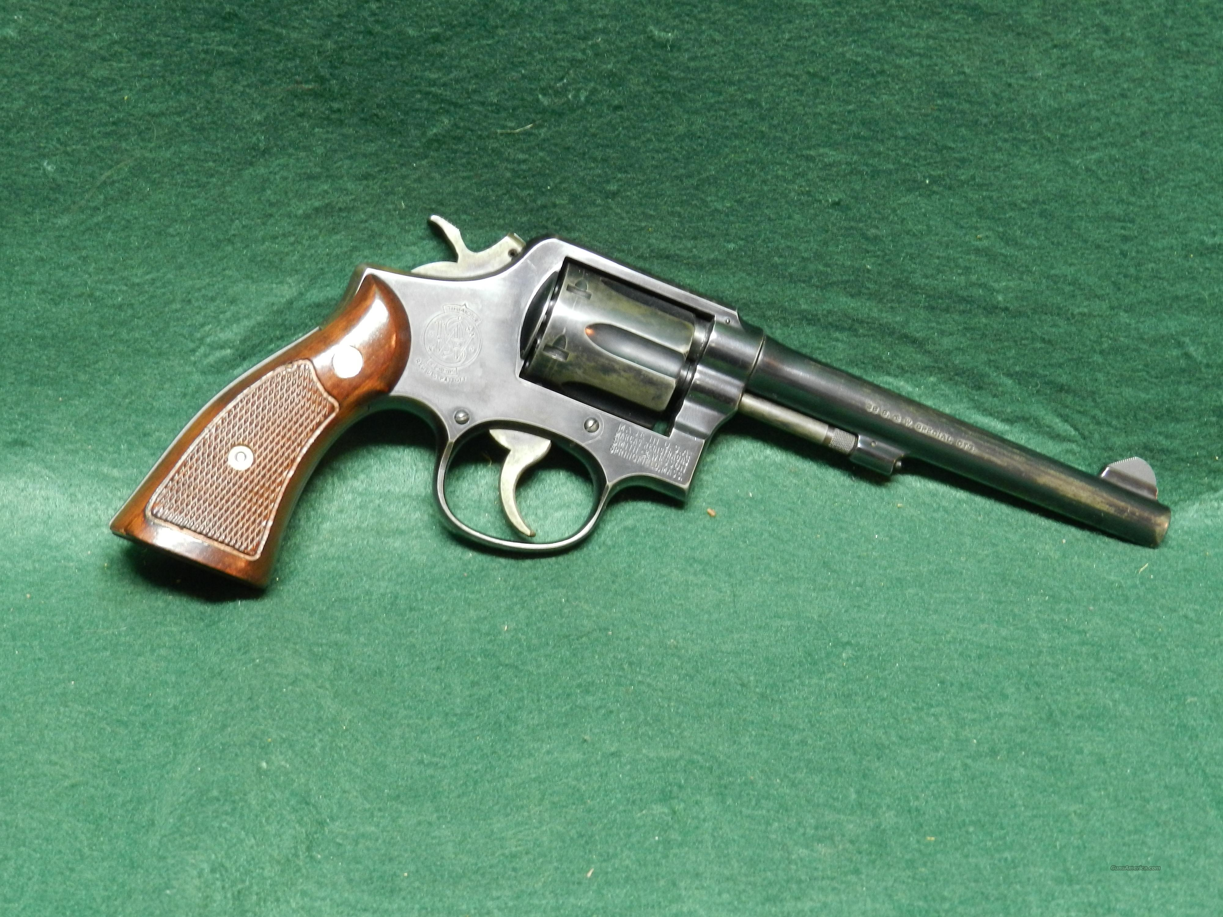 Smith & Wesson Model 10-5  Guns > Pistols > Smith & Wesson Revolvers > Model 10