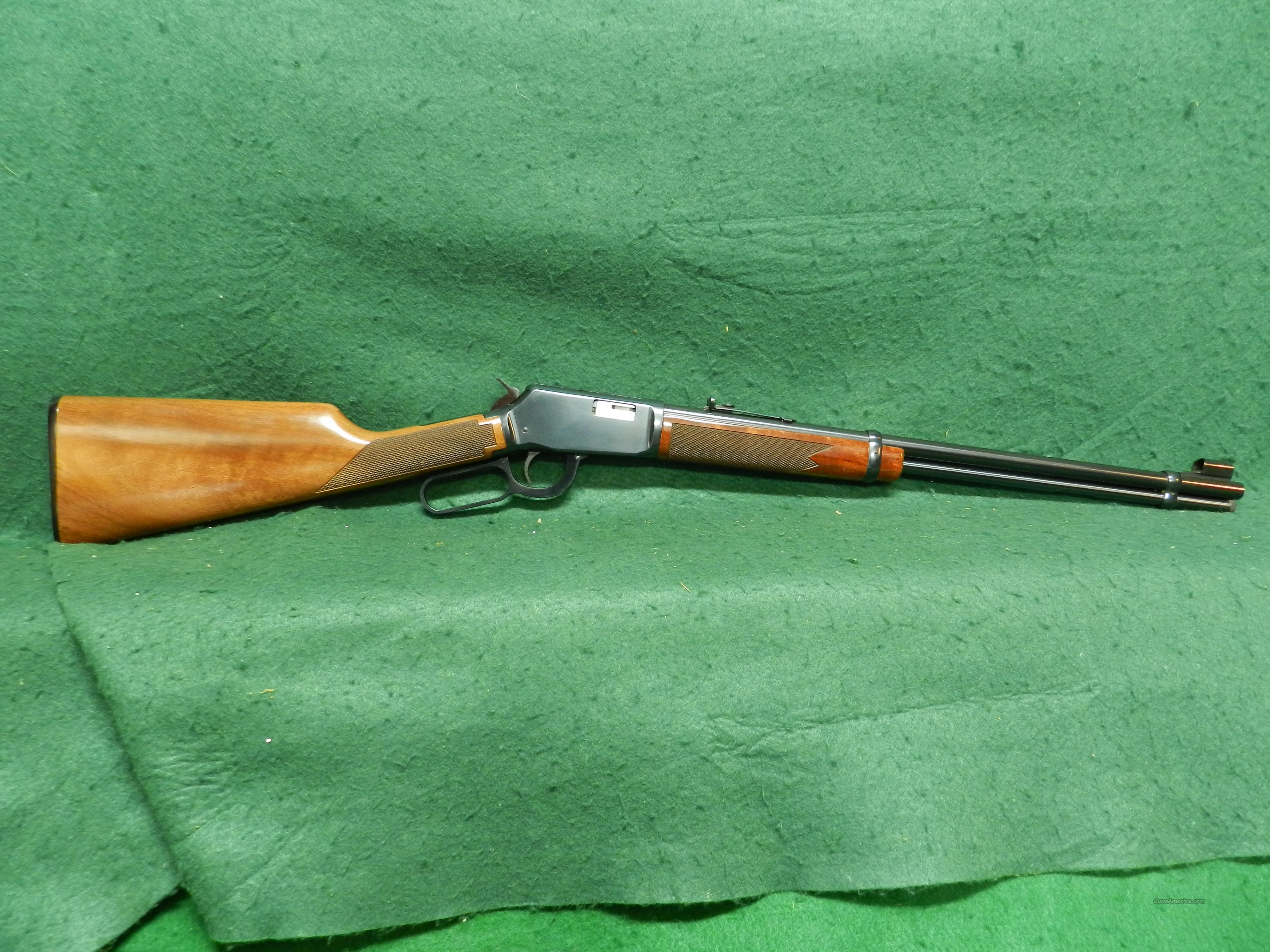 Winchester Model 9422M XTR  Guns > Rifles > Winchester Rifles - Modern Lever > Model 94 > Post-64