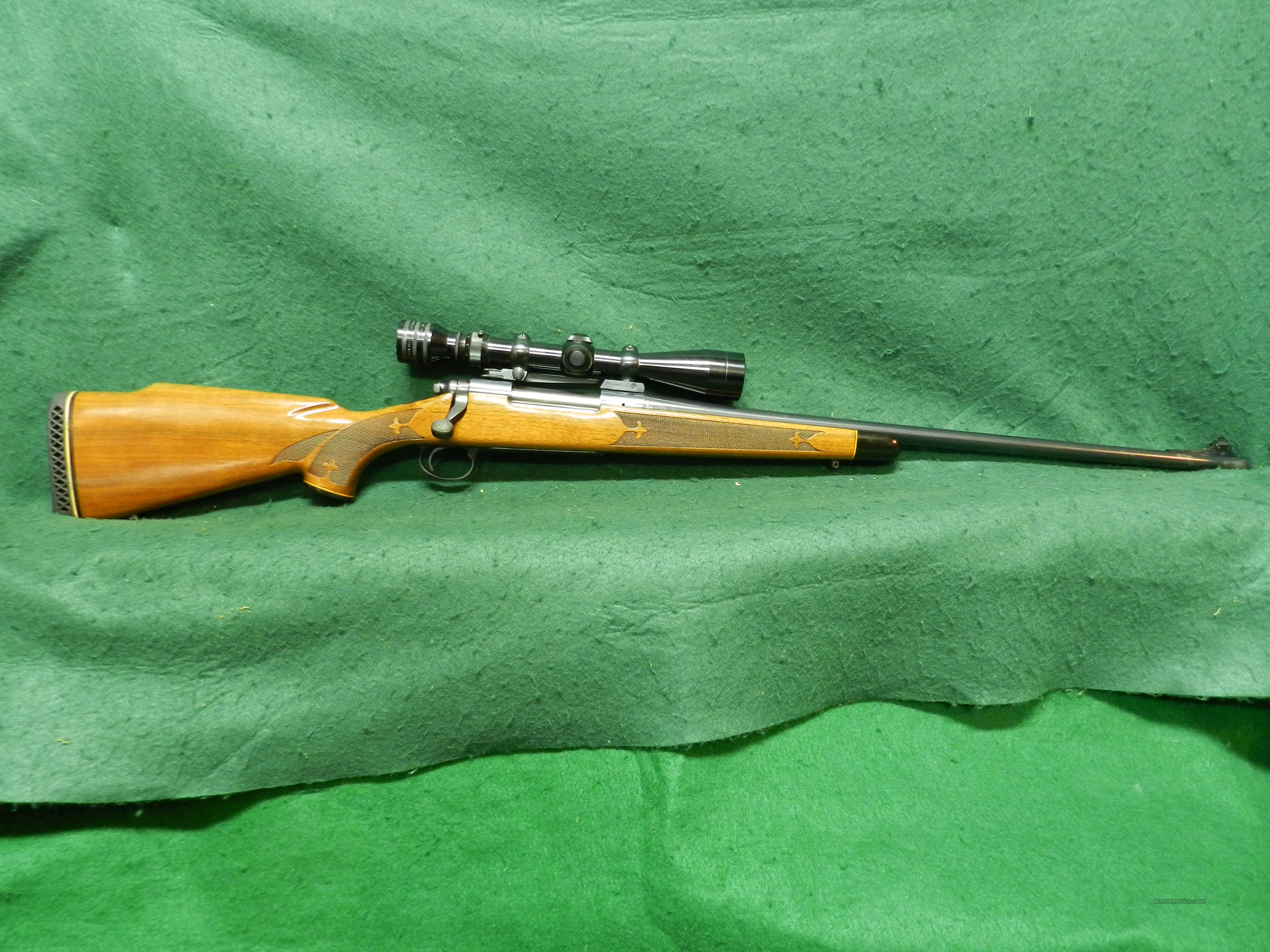 Remington Model 700 BDL   Guns > Rifles > Remington Rifles - Modern > Model 700 > Sporting