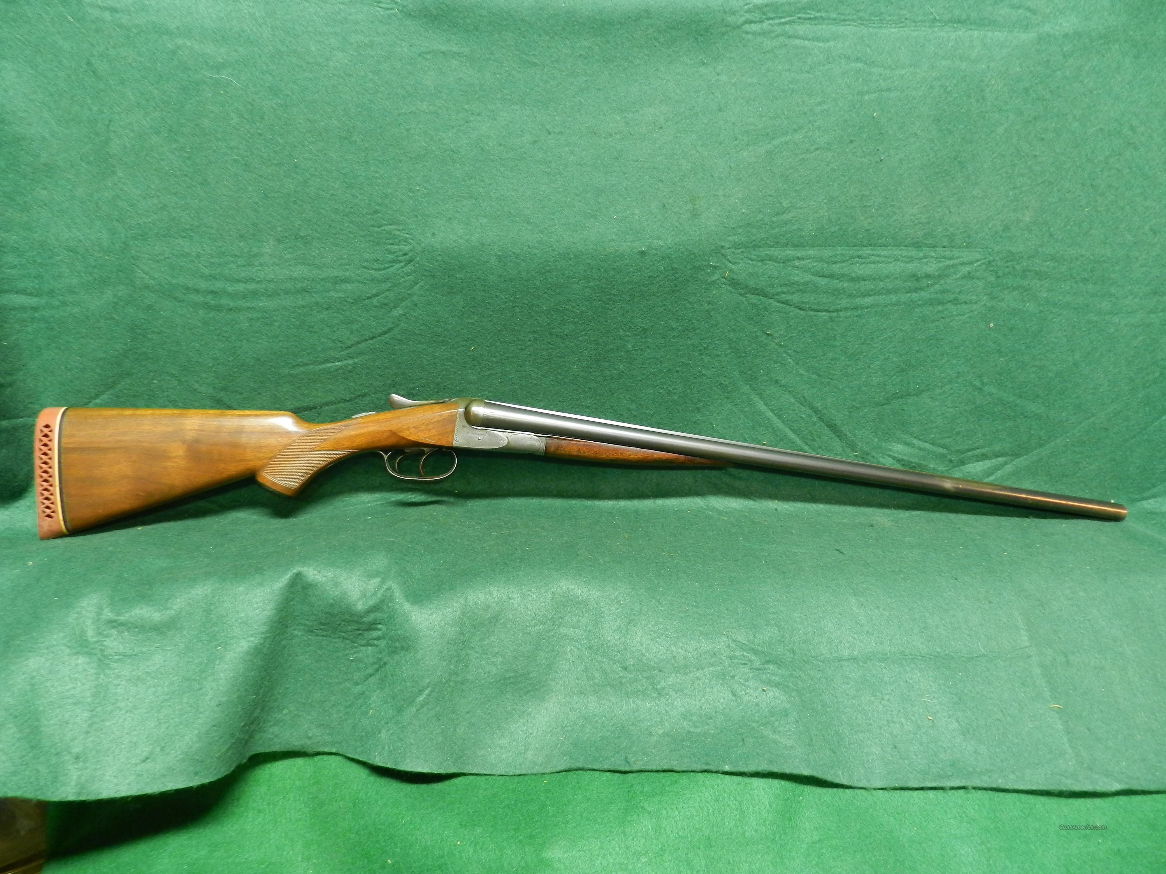 A.H. Fox Sterlingworth 20 Gauge  Guns > Shotguns > Fox Shotguns