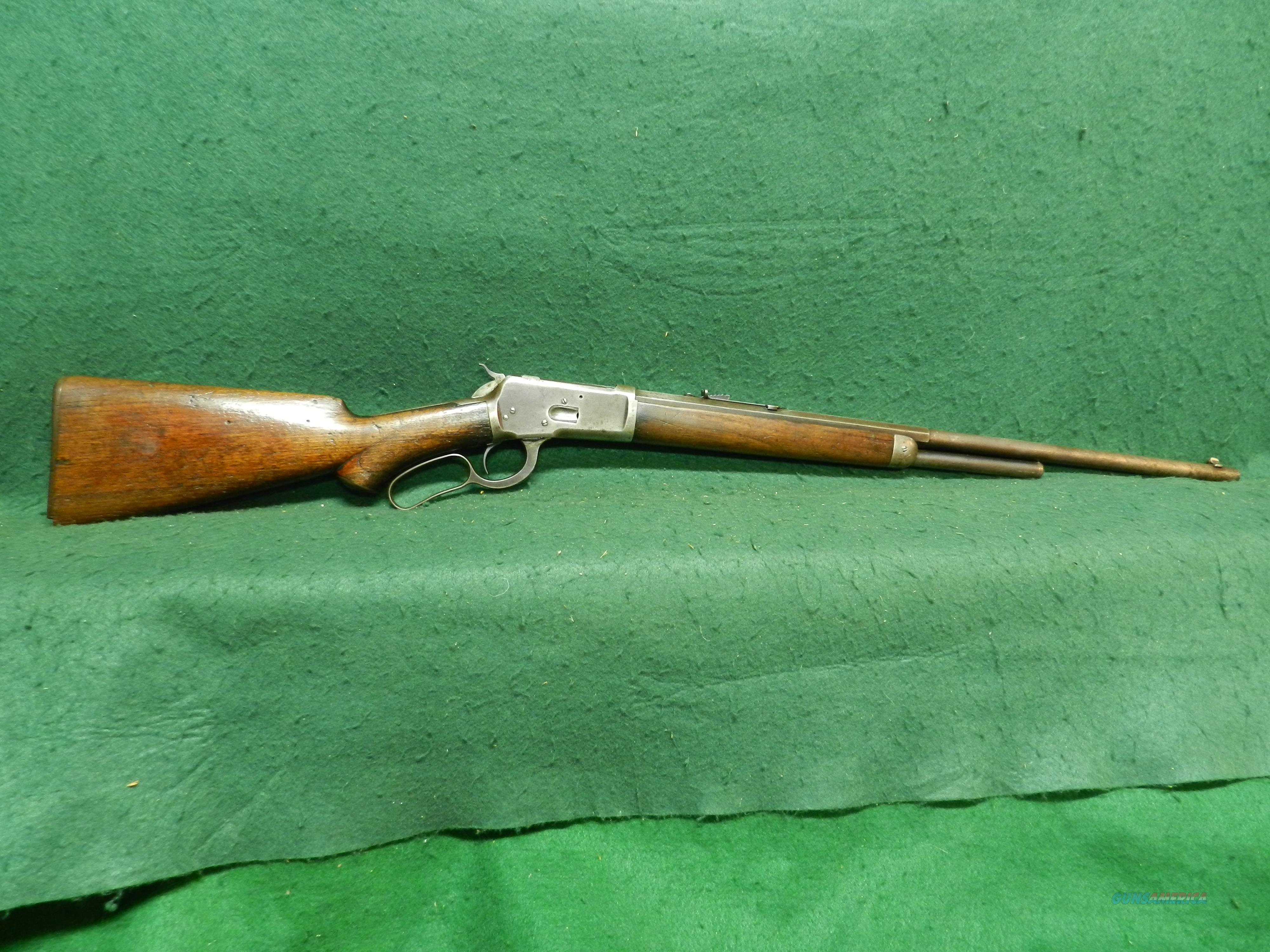 Winchester Model 1892 Rifle in 44 WCF (44-40)  Guns > Rifles > Winchester Rifles - Modern Lever > Other Lever > Pre-64