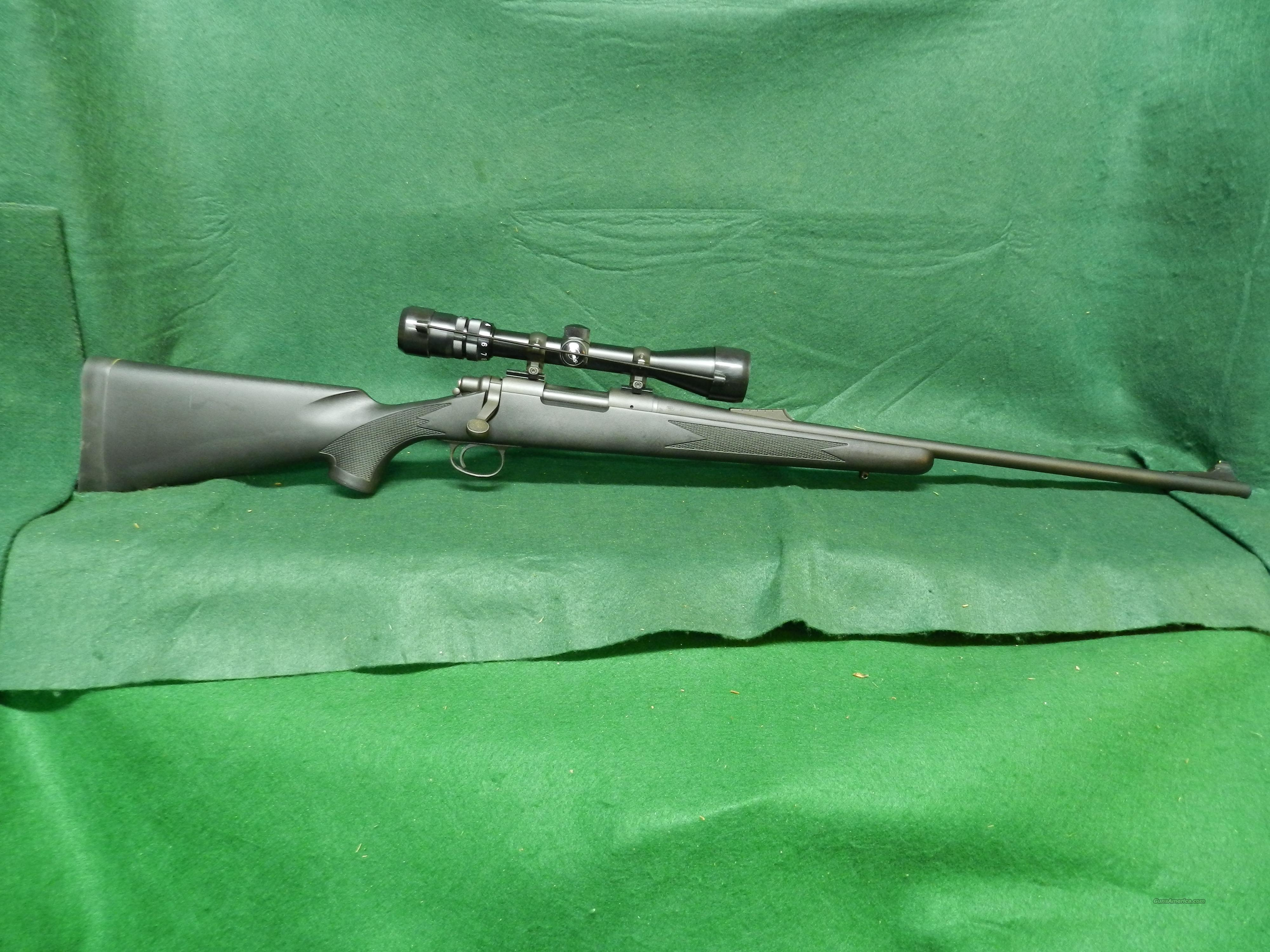 Remington Model 700 ADL  Guns > Rifles > Remington Rifles - Modern > Model 700 > Sporting