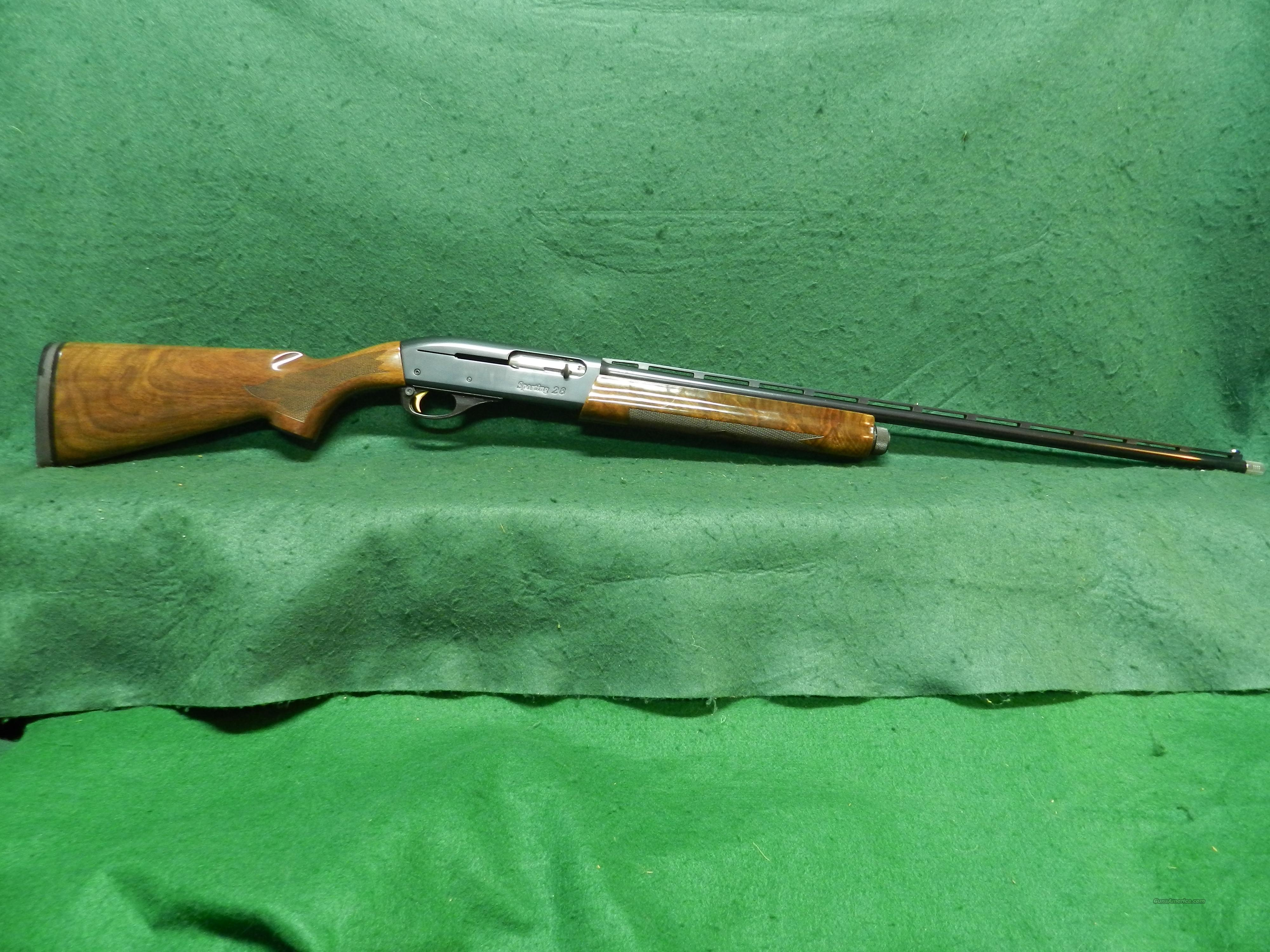 "Remington Model 1100 ""Sporting 28""  Guns > Shotguns > Remington Shotguns  > Autoloaders > Hunting"