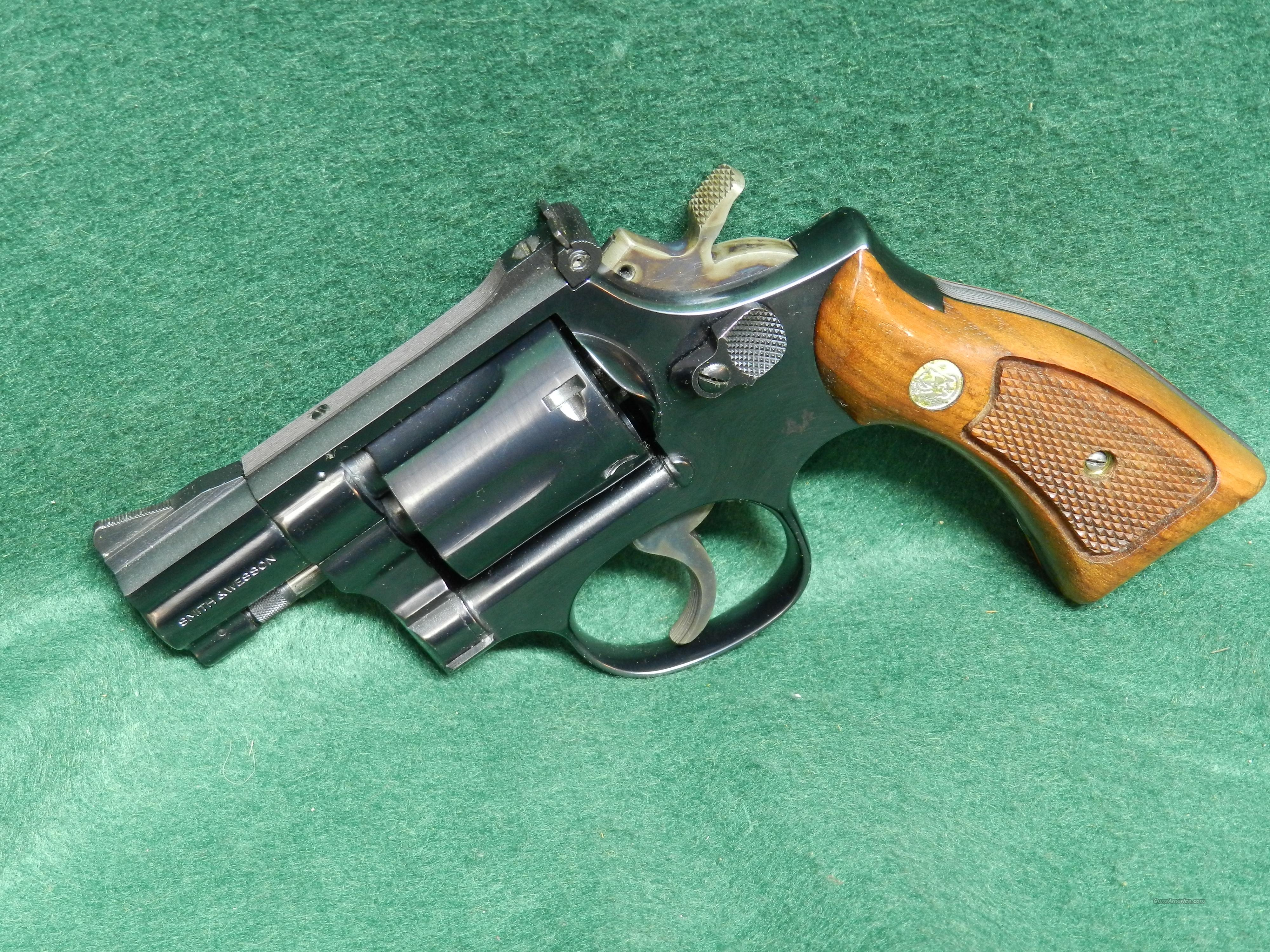 Smith & Wesson 15-3 K-38 Combat Masterpiece  Guns > Pistols > Smith & Wesson Revolvers > Full Frame Revolver