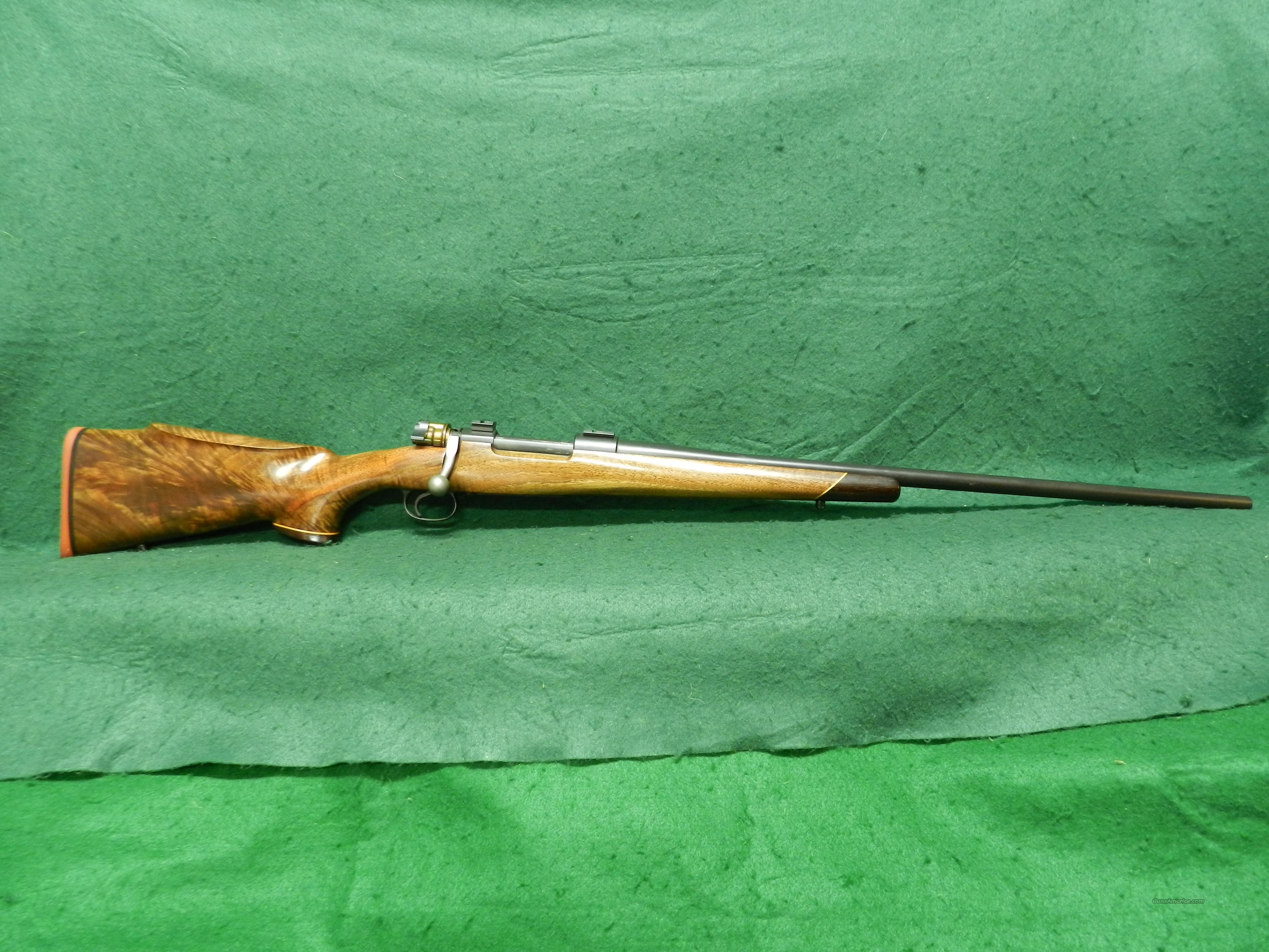 M-98 Custom 338 Win Mag with a Charles Daly Action  Guns > Rifles > Custom Rifles > Bolt Action