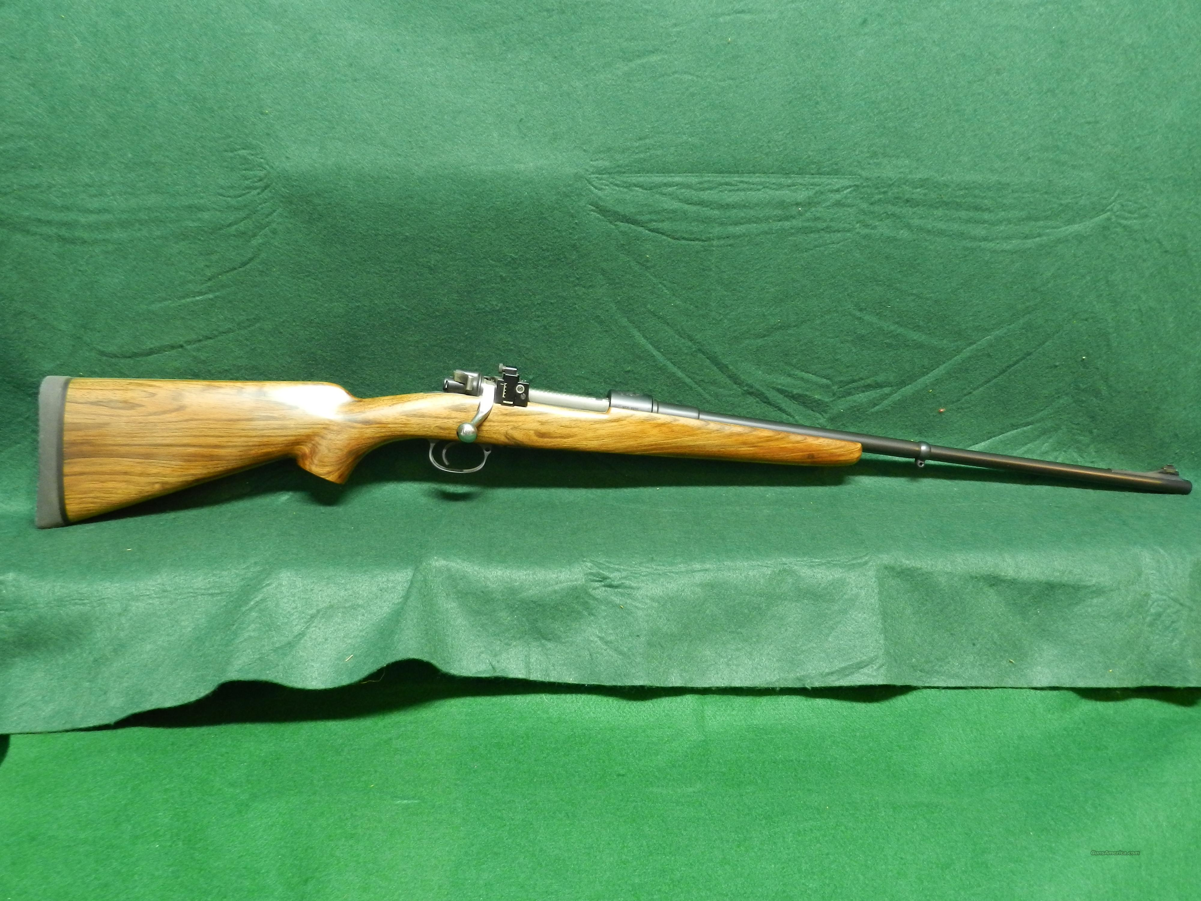 Custom Brazilian 1908 M98 Bolt Action Rifle  Guns > Rifles > Custom Rifles > Bolt Action