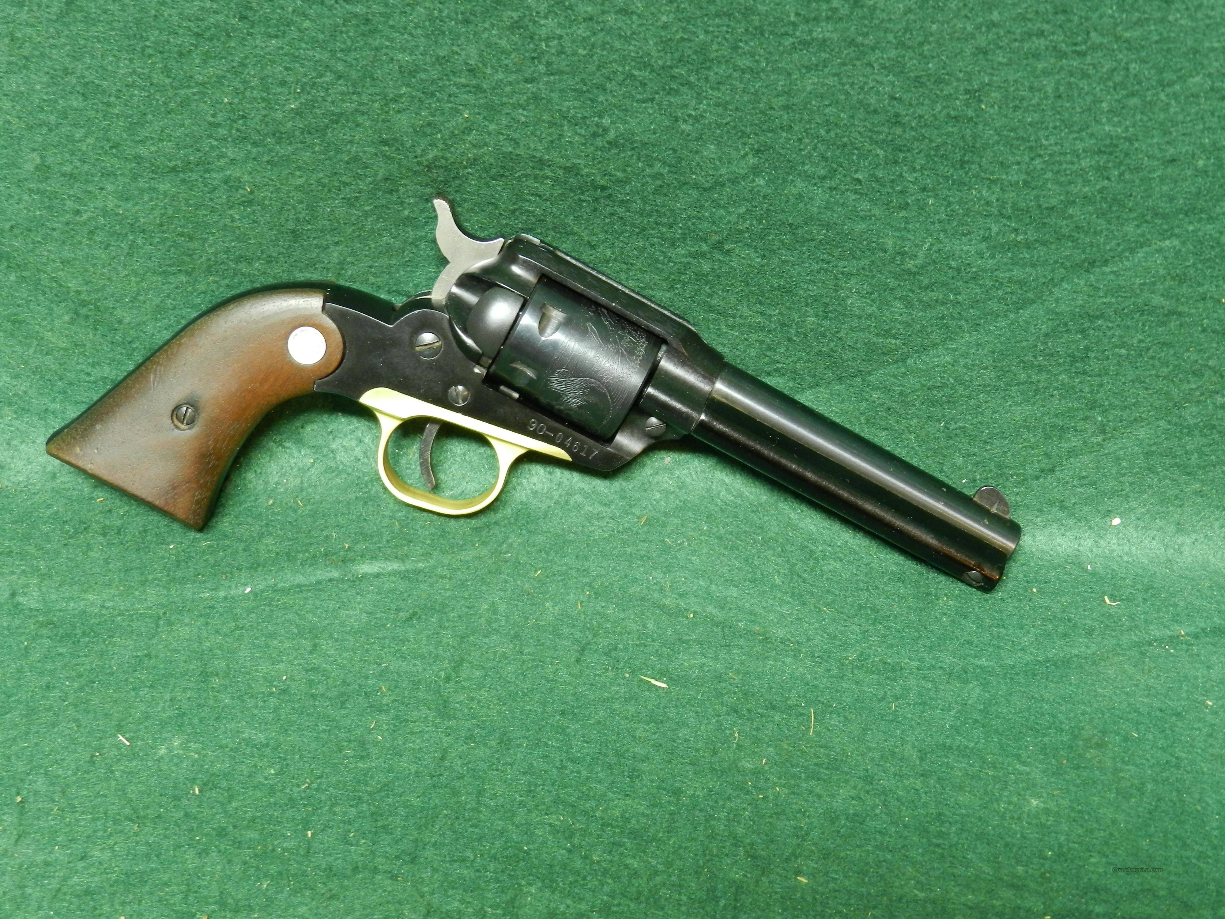 Ruger Old Model Bearcat  Guns > Pistols > Ruger Single Action Revolvers > Single Six Type