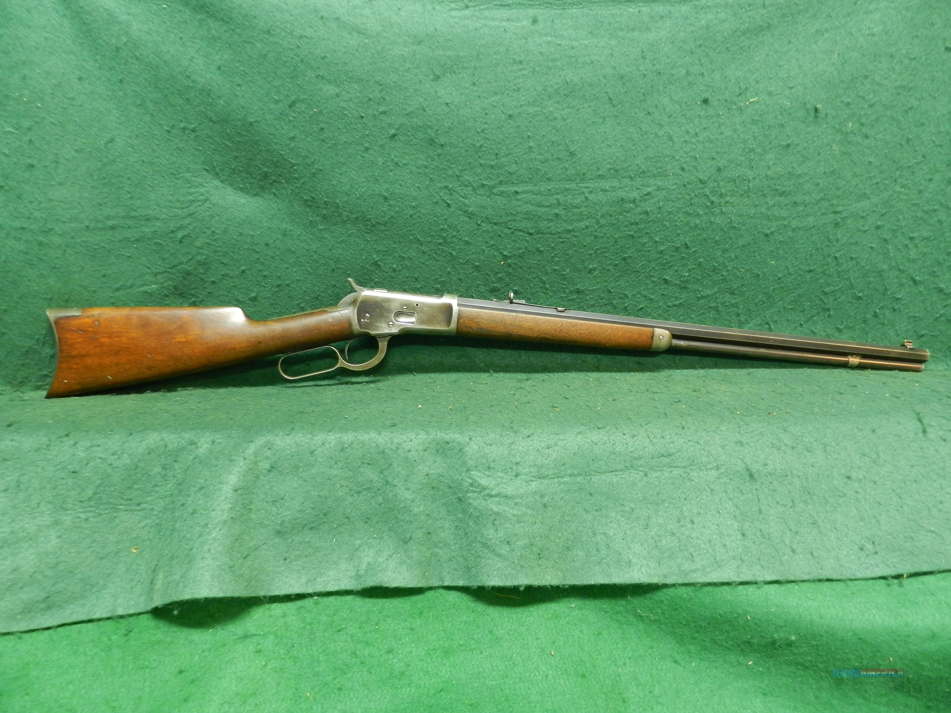 Winchester Model 1892 Rifle in 25-20 WCF  Guns > Rifles > Marlin Rifles > Modern > Lever Action
