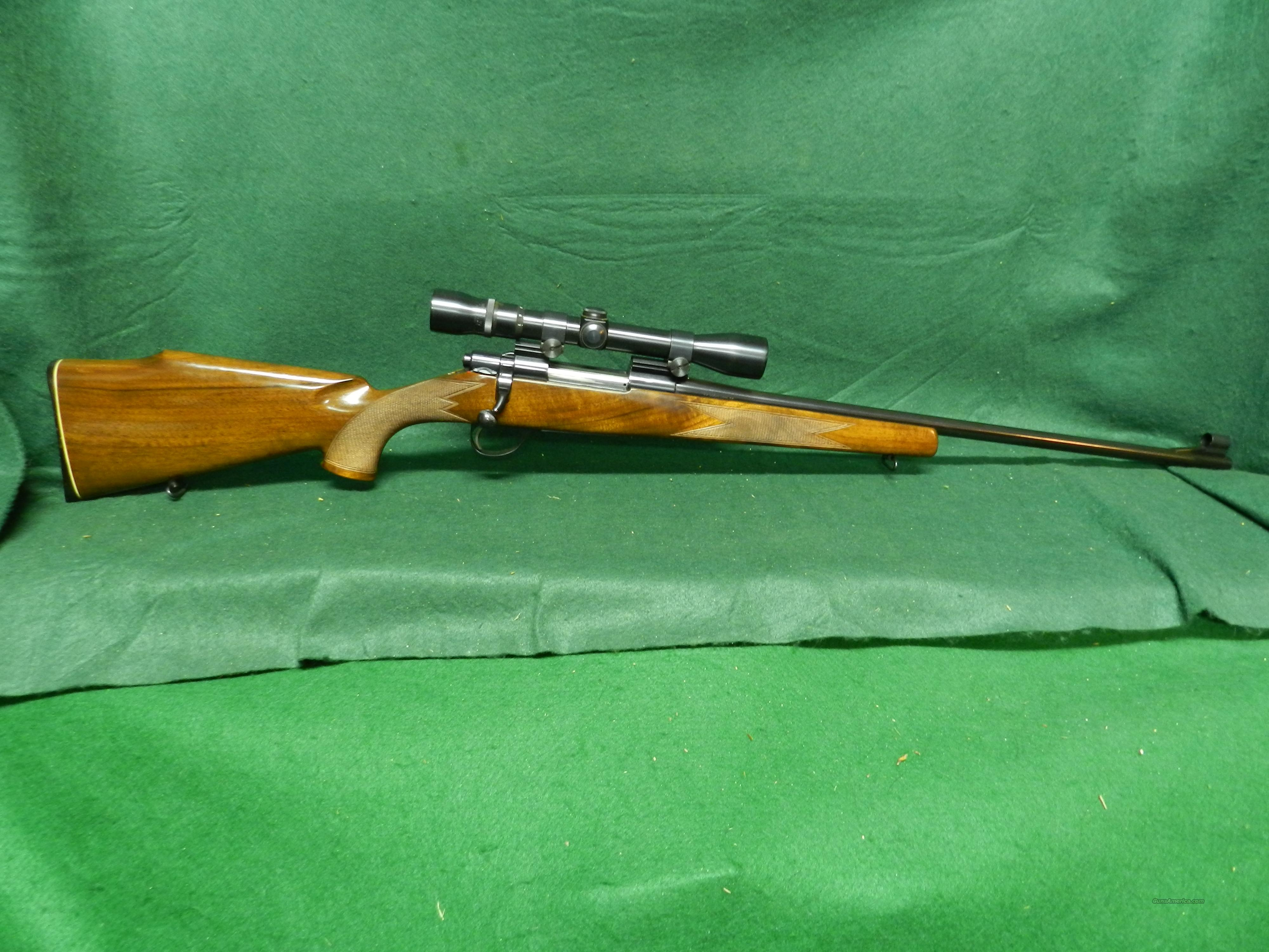 Sako Model L579 Forester  Guns > Rifles > Sako Rifles > Other Bolt Action