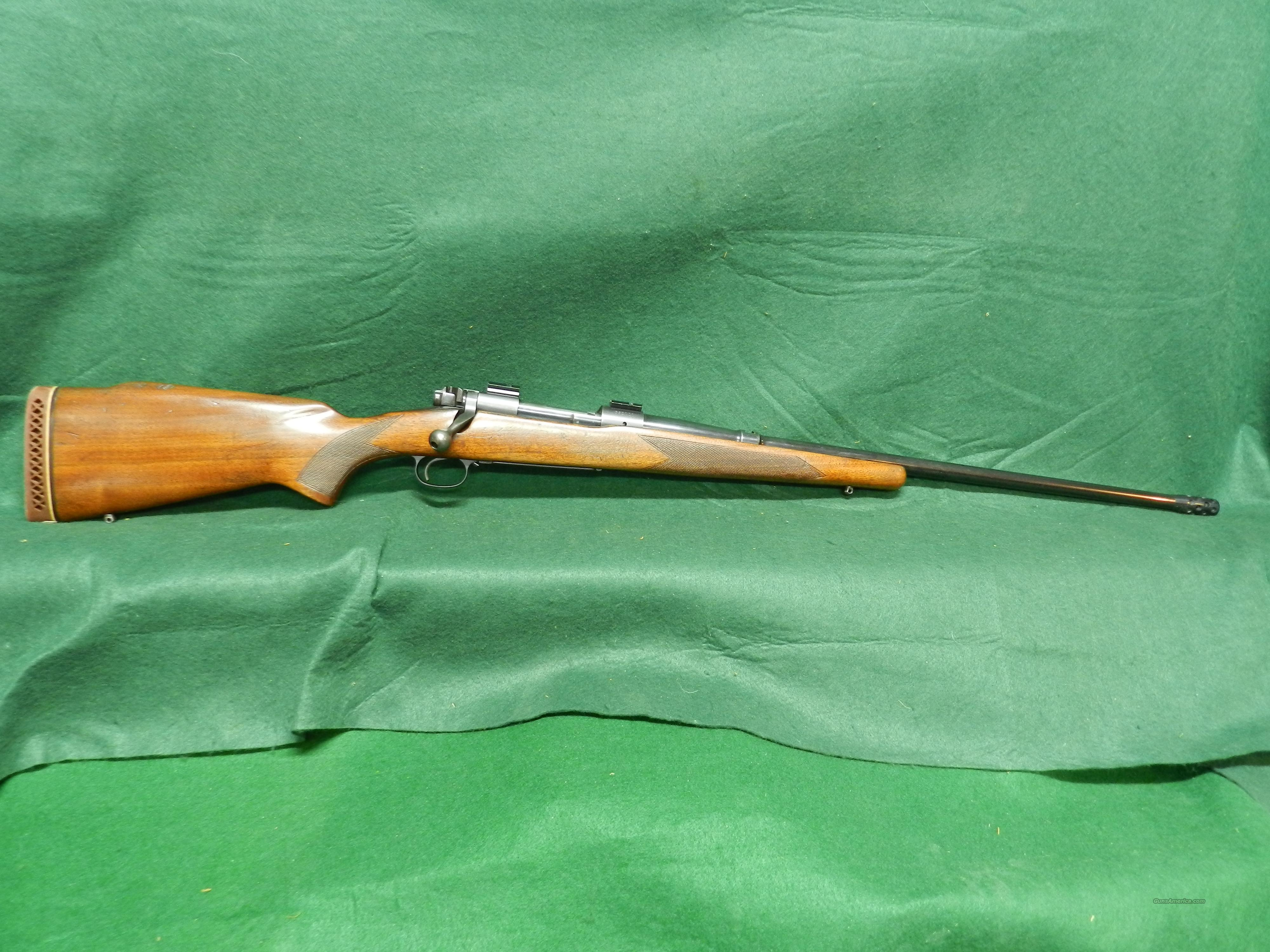 Winchester Pre 64 Model 70  Guns > Rifles > Winchester Rifles - Modern Bolt/Auto/Single > Model 70 > Pre-64
