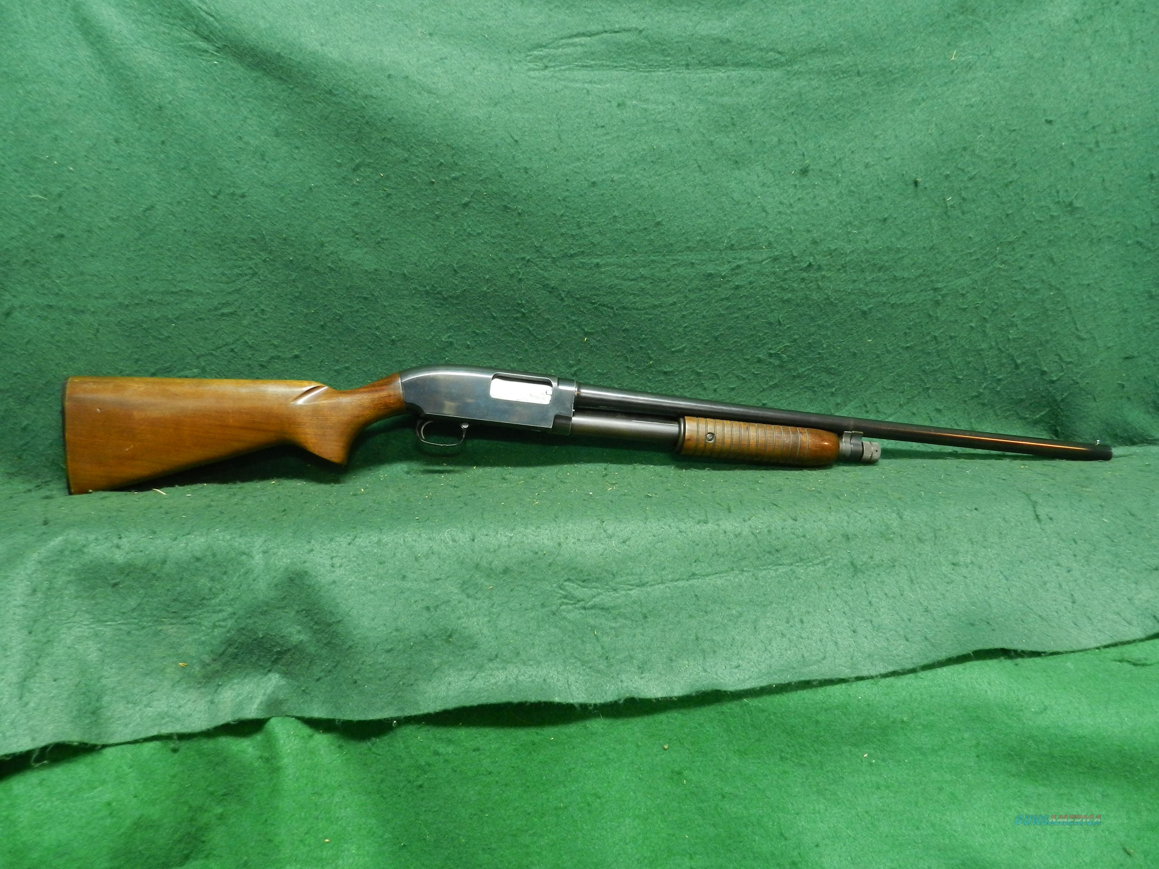 Winchester Model 12 Featherweight 12 gauge Imp Cyl  Guns > Shotguns > Winchester Shotguns - Modern > Pump Action > Hunting