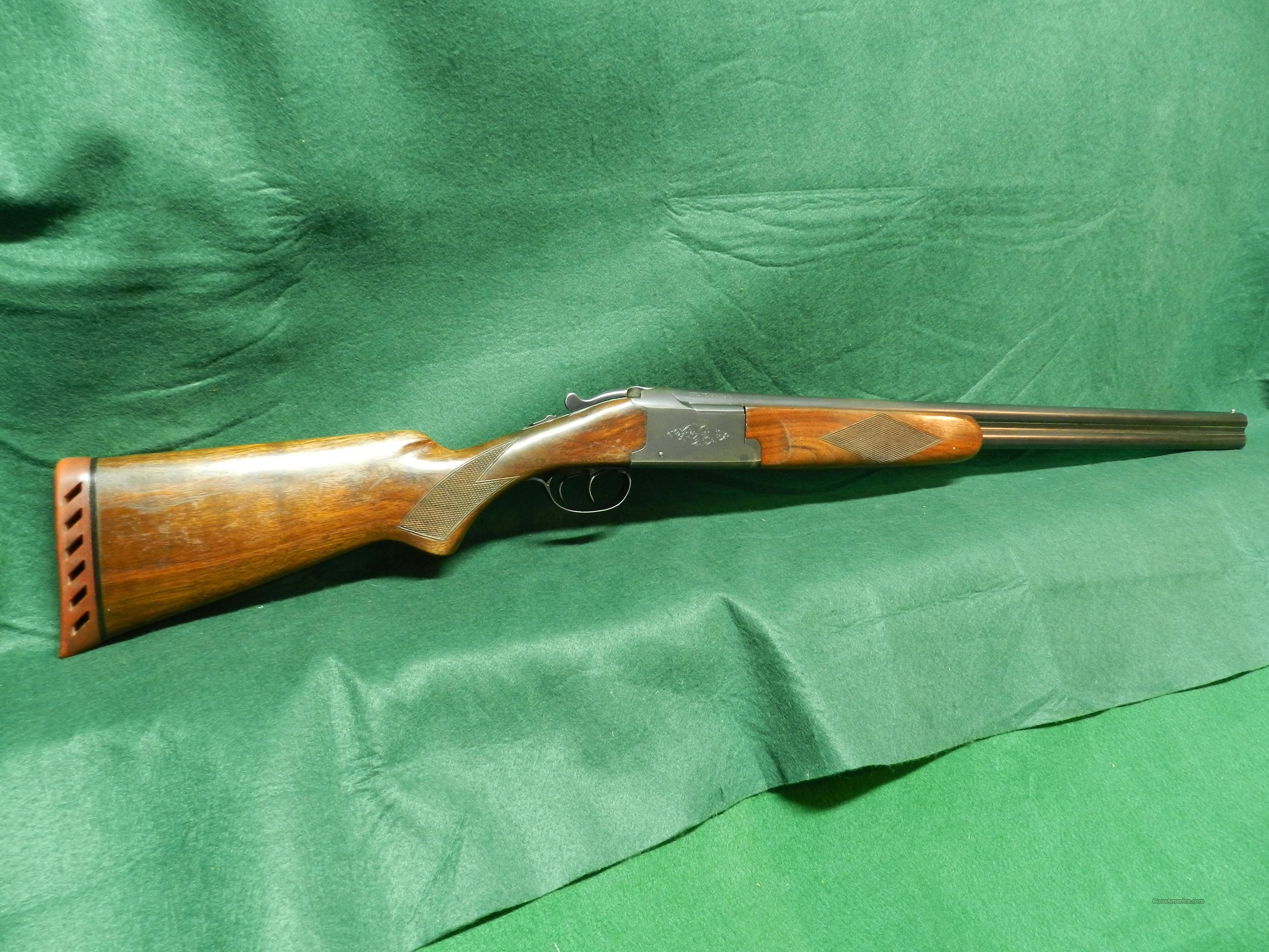 Savage Model 430 O/U Shotgun  Guns > Shotguns > Savage Shotguns