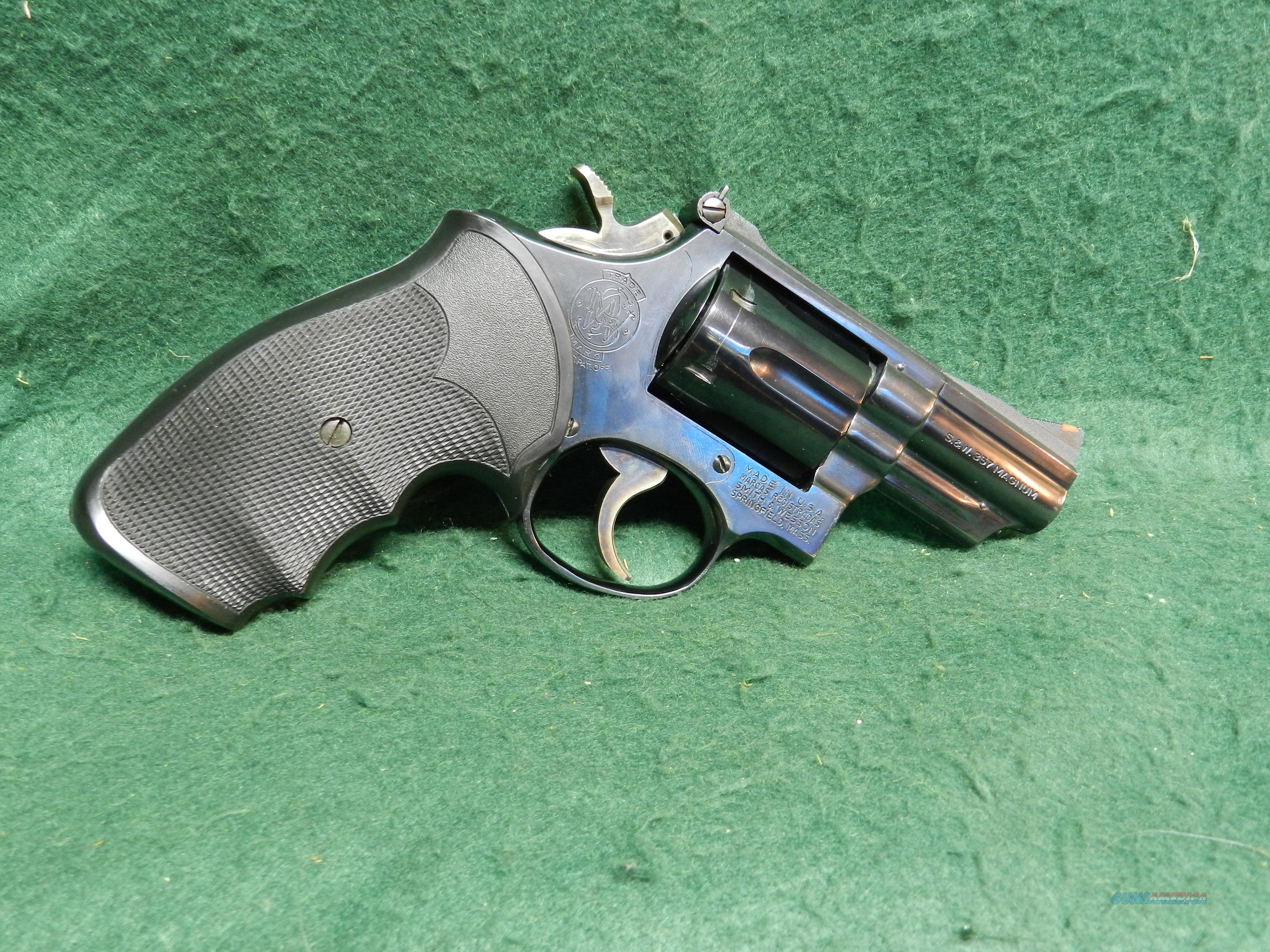 Smith & Wesson Model 19-3 357 Magnum  Guns > Pistols > Smith & Wesson Revolvers > Full Frame Revolver