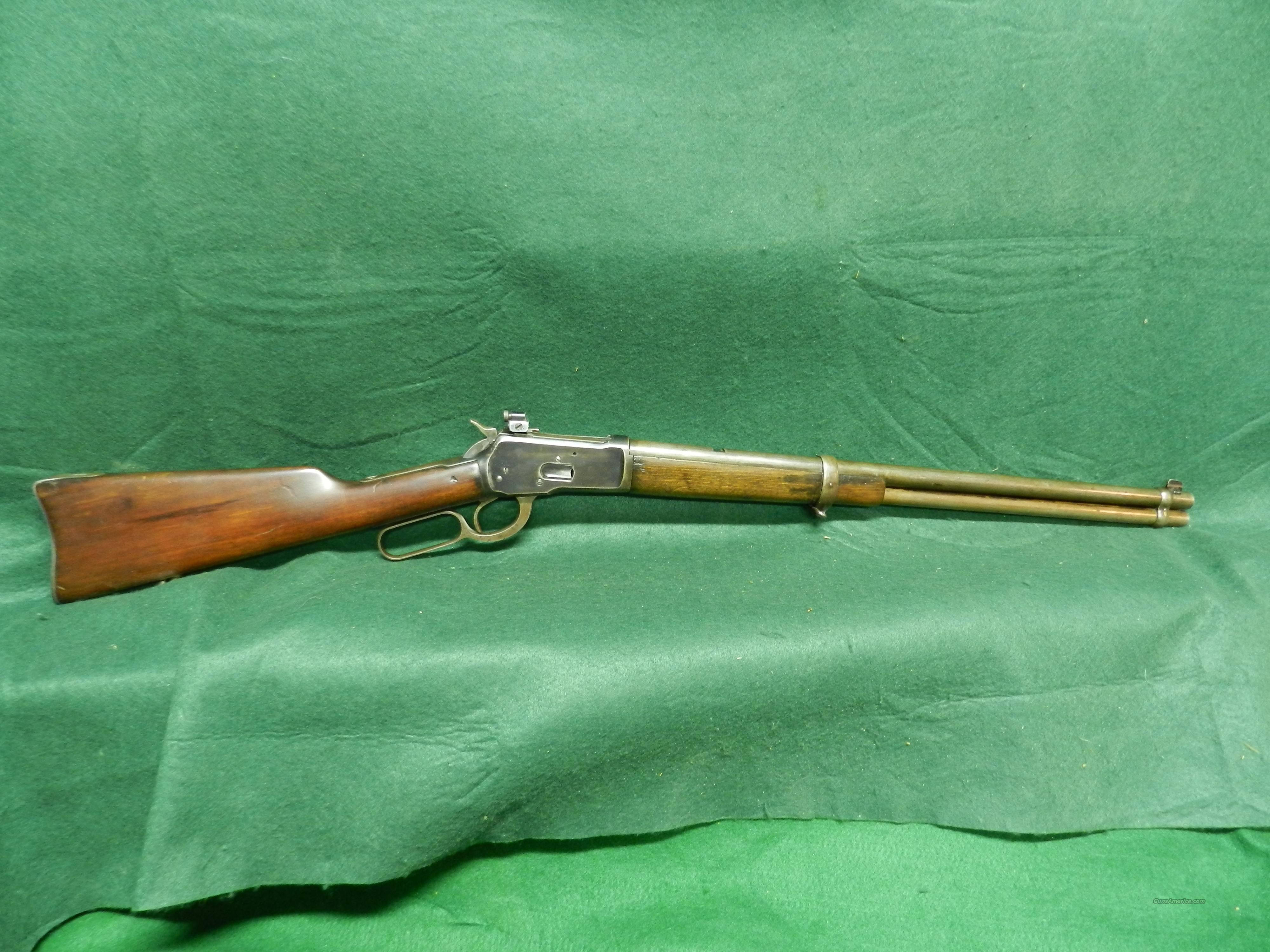 Tigre Spanish Copy of Winchester Model 1892 Saddle Ring Carbine  Guns > Rifles > Winchester Rifles - Modern Lever > Other Lever > Pre-64