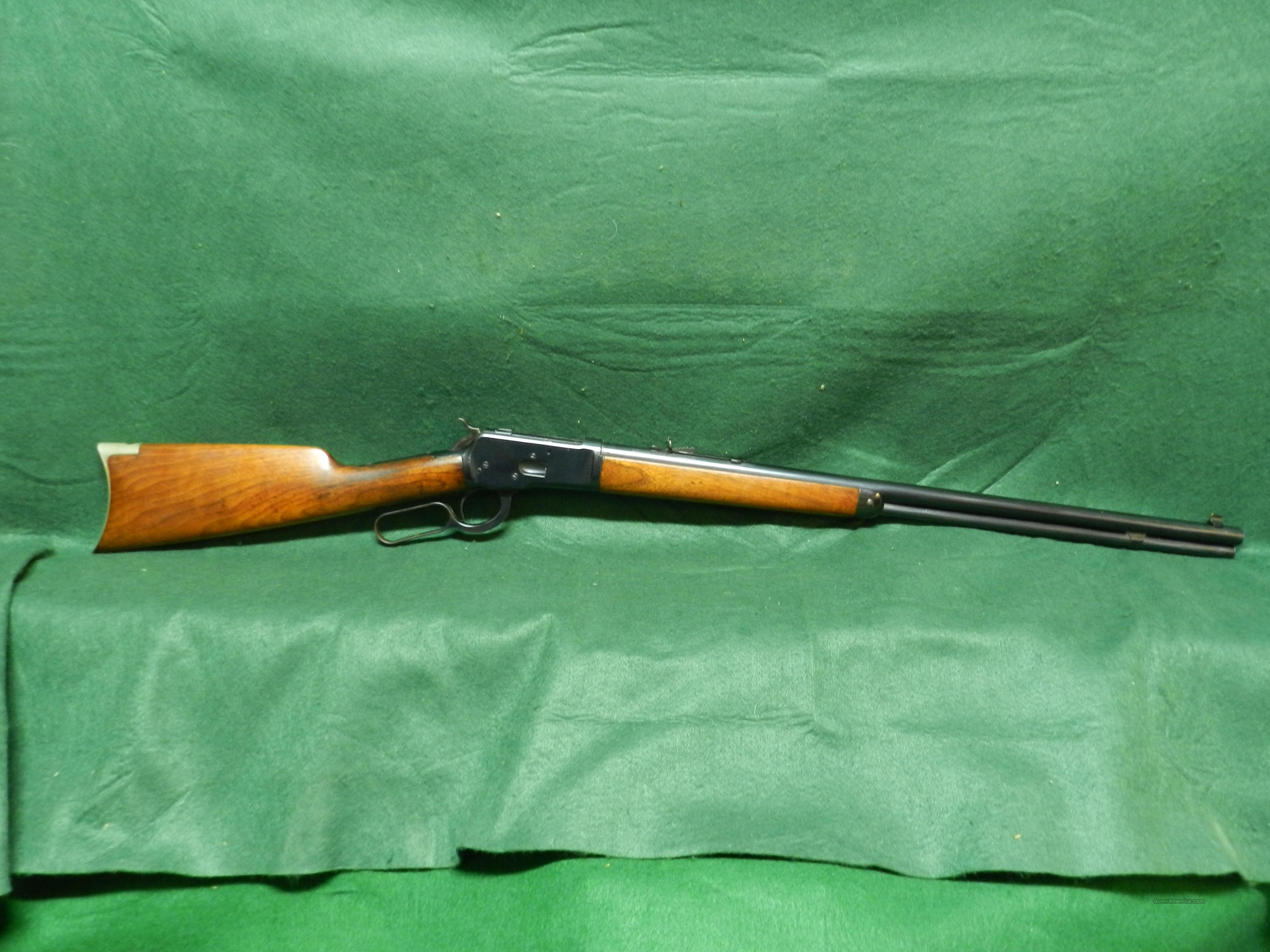 Winchester Model 1892  Guns > Rifles > Winchester Rifles - Modern Lever > Other Lever > Pre-64