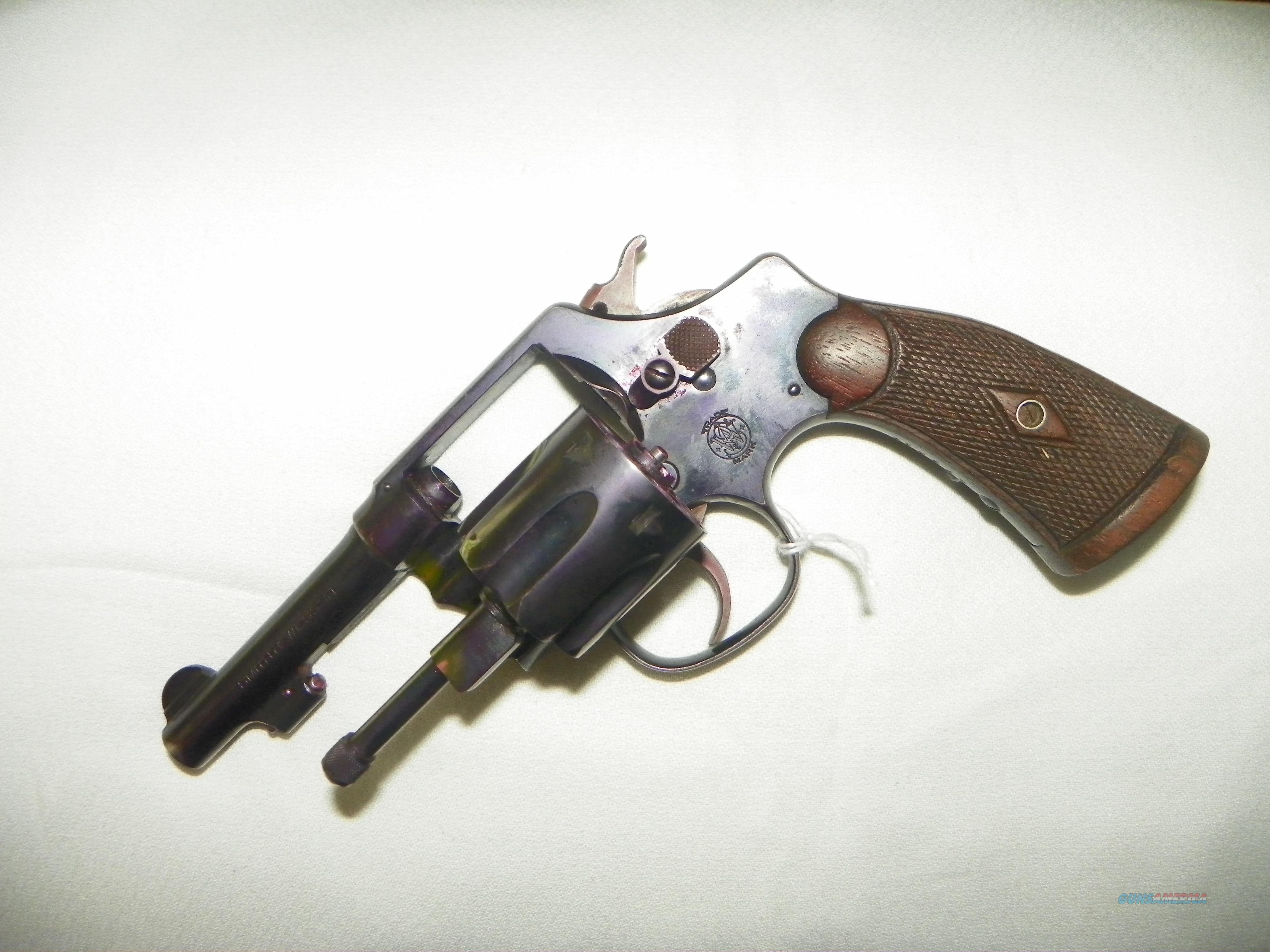 S&W .32 Regulation Police  Guns > Pistols > Smith & Wesson Revolvers > Pre-1945
