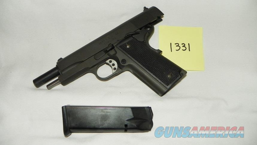 Springfield Armory 1911 A-1 in .45 ACP  Guns > Pistols > Springfield Armory Pistols > 1911 Type