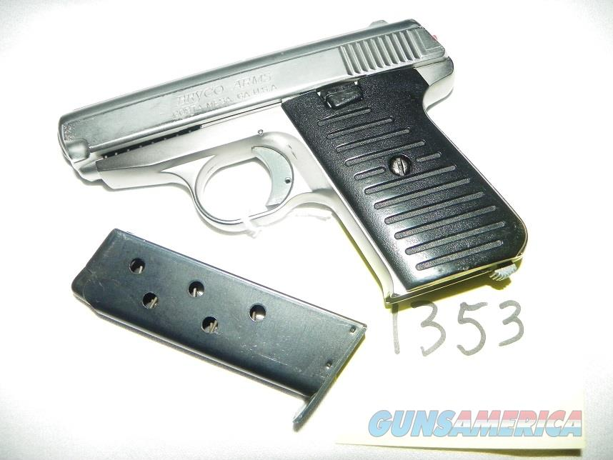 Bryco Model 38 in .380 caliber  Guns > Pistols > A Misc Pistols
