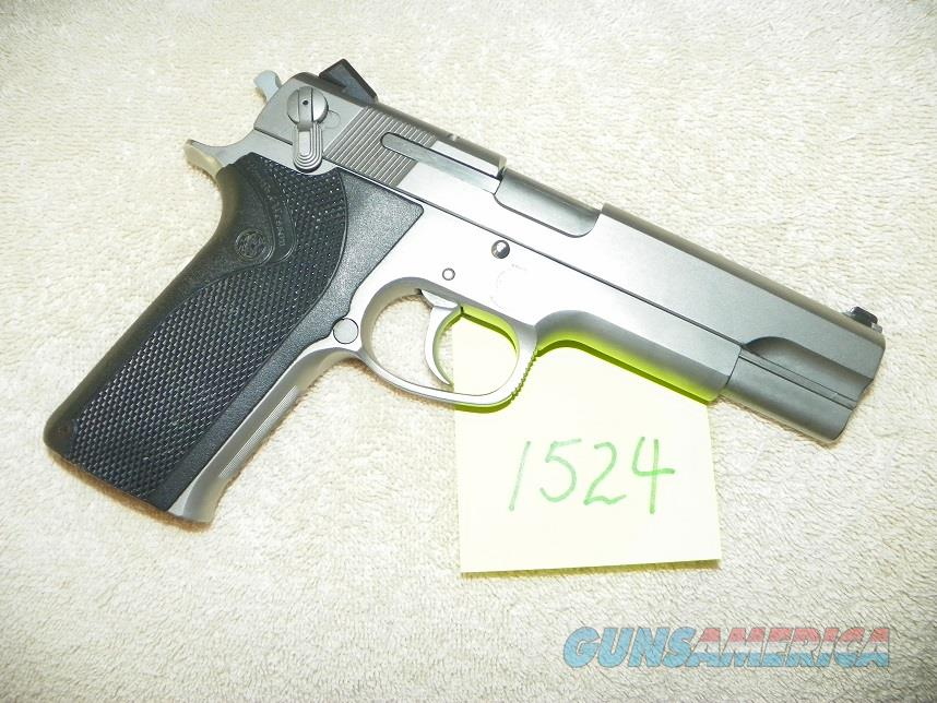 S&W 4506-1 Stainless in .45  Guns > Pistols > Smith & Wesson Pistols - Autos > Steel Frame