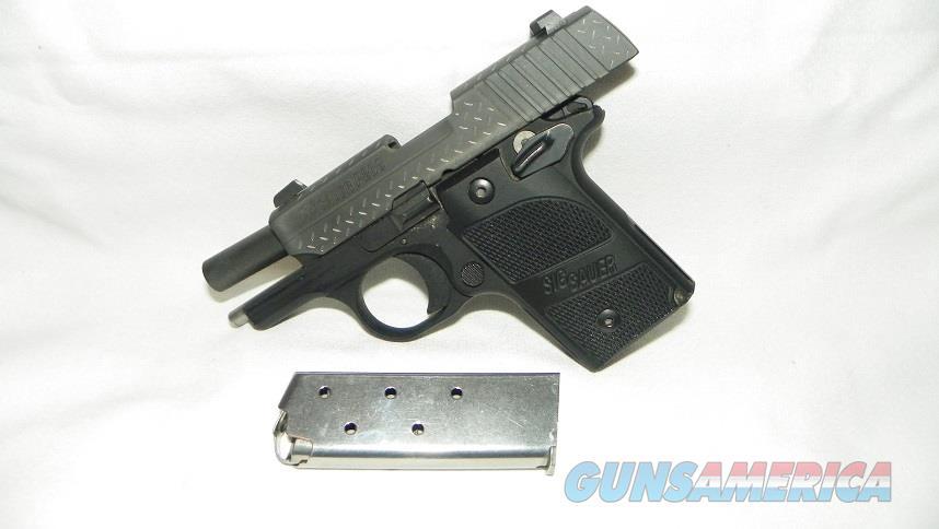 Sig Sauer P238 in .380 (NIB)  Guns > Pistols > Sig - Sauer/Sigarms Pistols > P238
