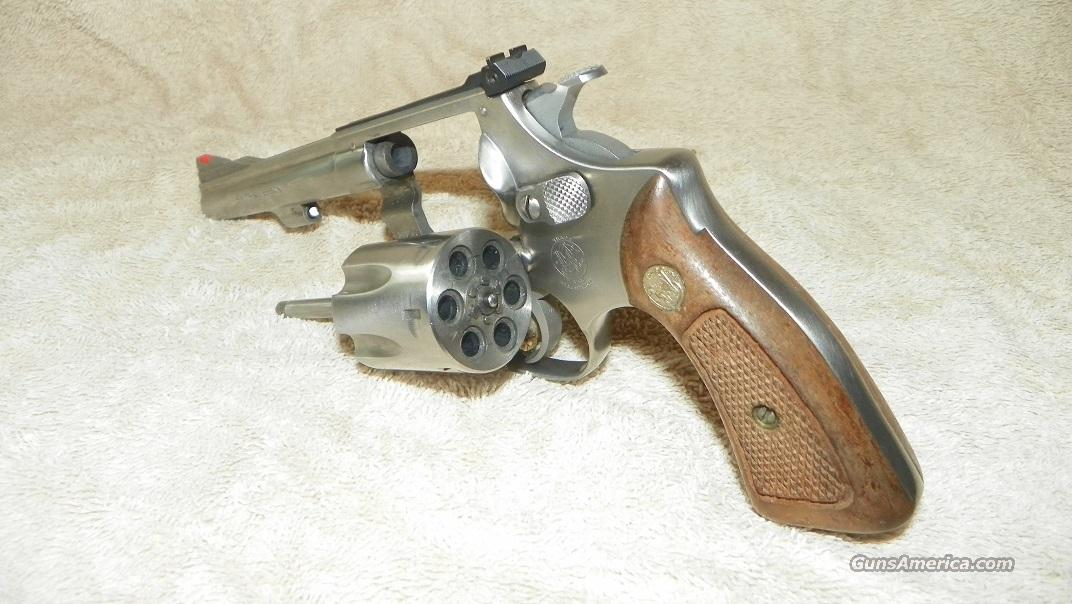 Smith and Wesson Model 63  Guns > Pistols > Smith & Wesson Revolvers > Full Frame Revolver