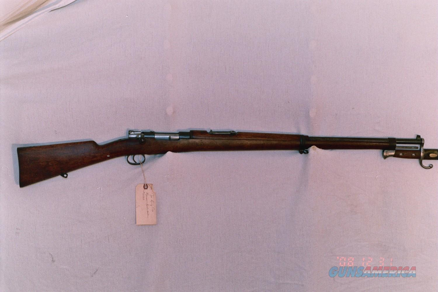 Spanish mauser 1893 made in Germany  Guns > Rifles > Mauser Rifles > Spanish